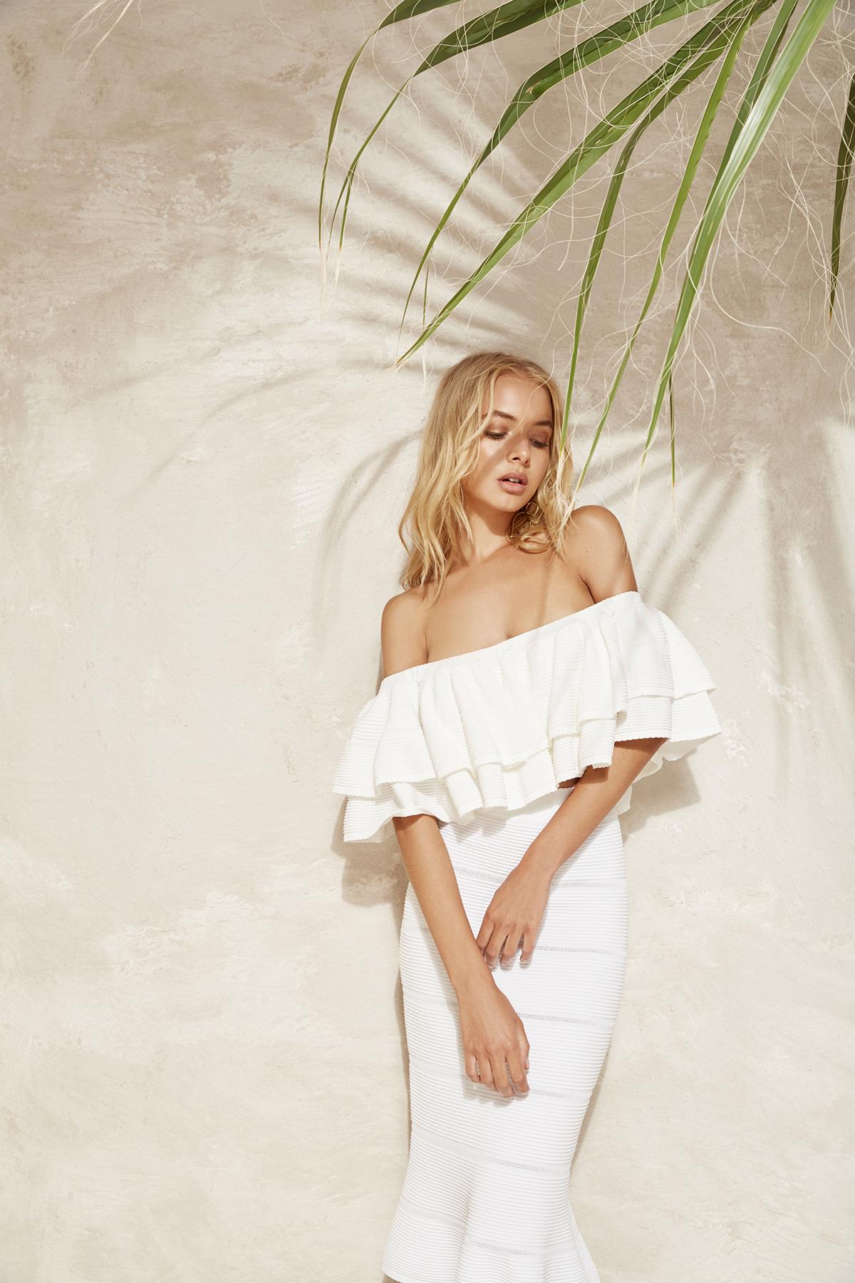 Shop  Keepsake Moonlight Top  +  Moonlight Skirt .