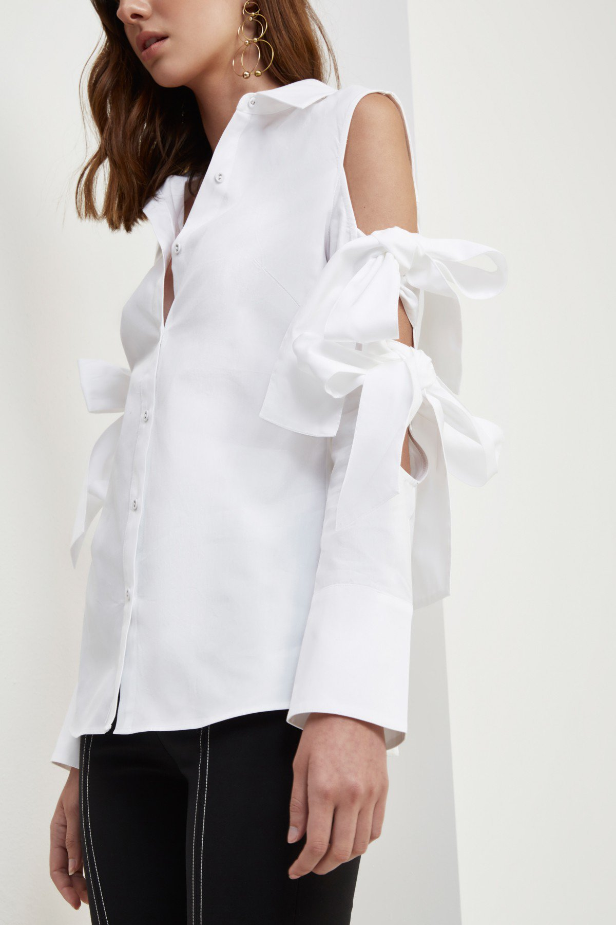 C/MEO COLLECTIVE Surrender Shirt