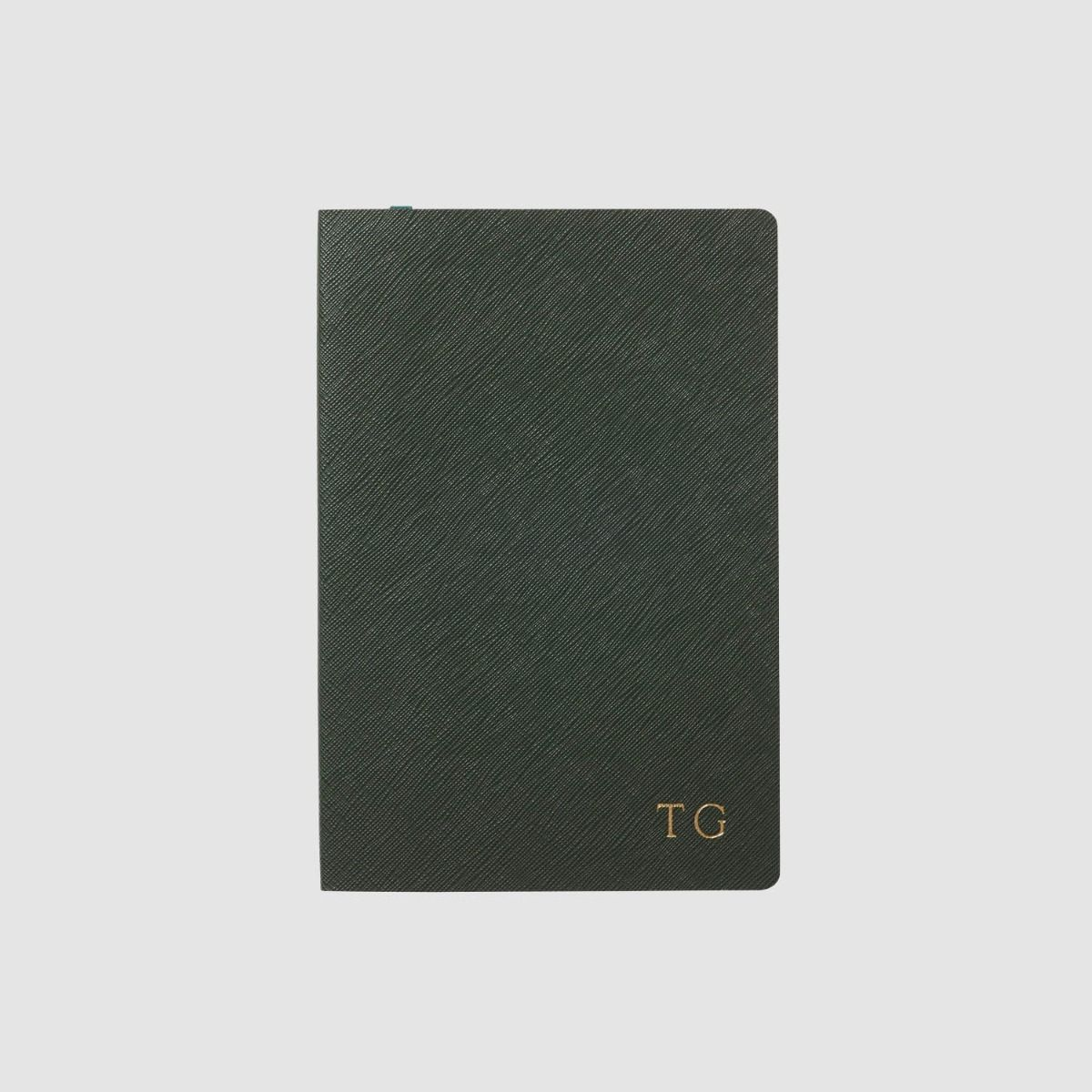 The Daily Edited - Khaki A5 Notebook