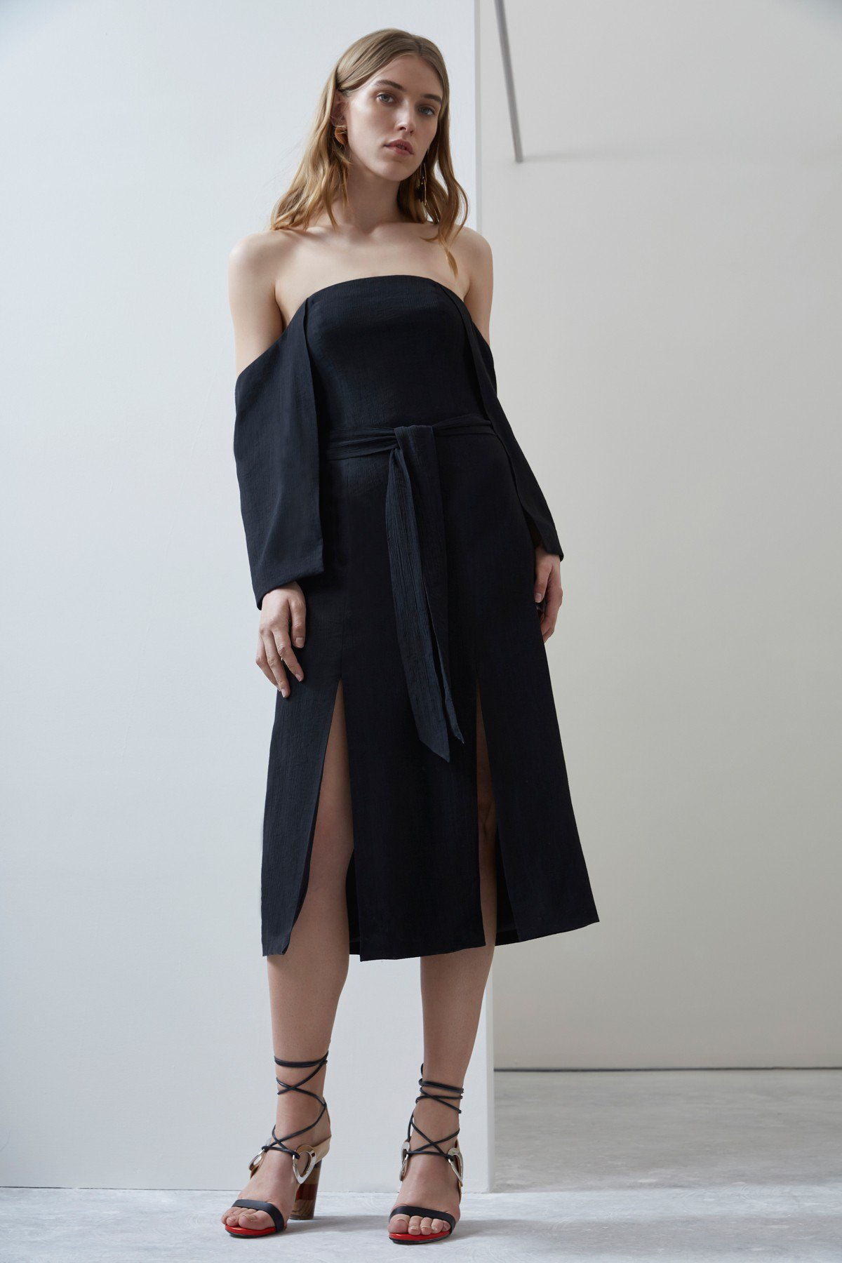 C/MEO COLLECTIVE Limitless Bustier Dress