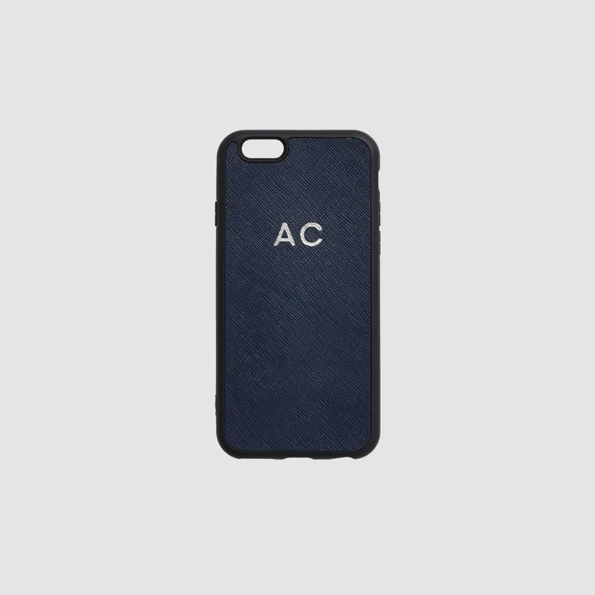 The Daily Edited Ink Navy I Phone Case