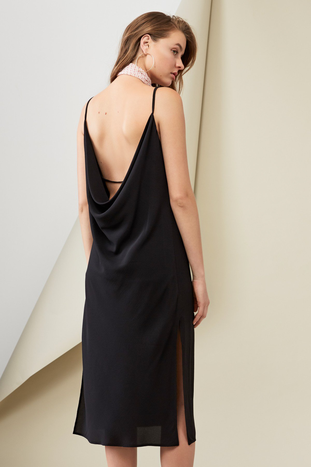 Shop Finders Adele Midi Dress.