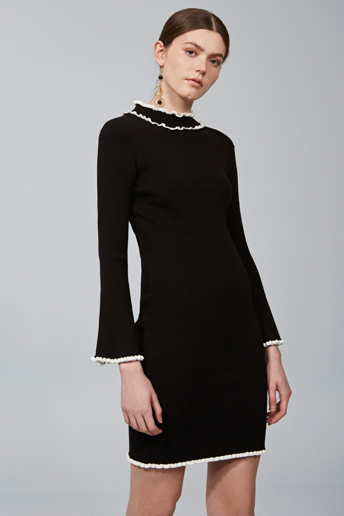 Shop Keepsake A Knit By Any Other Name Dress.
