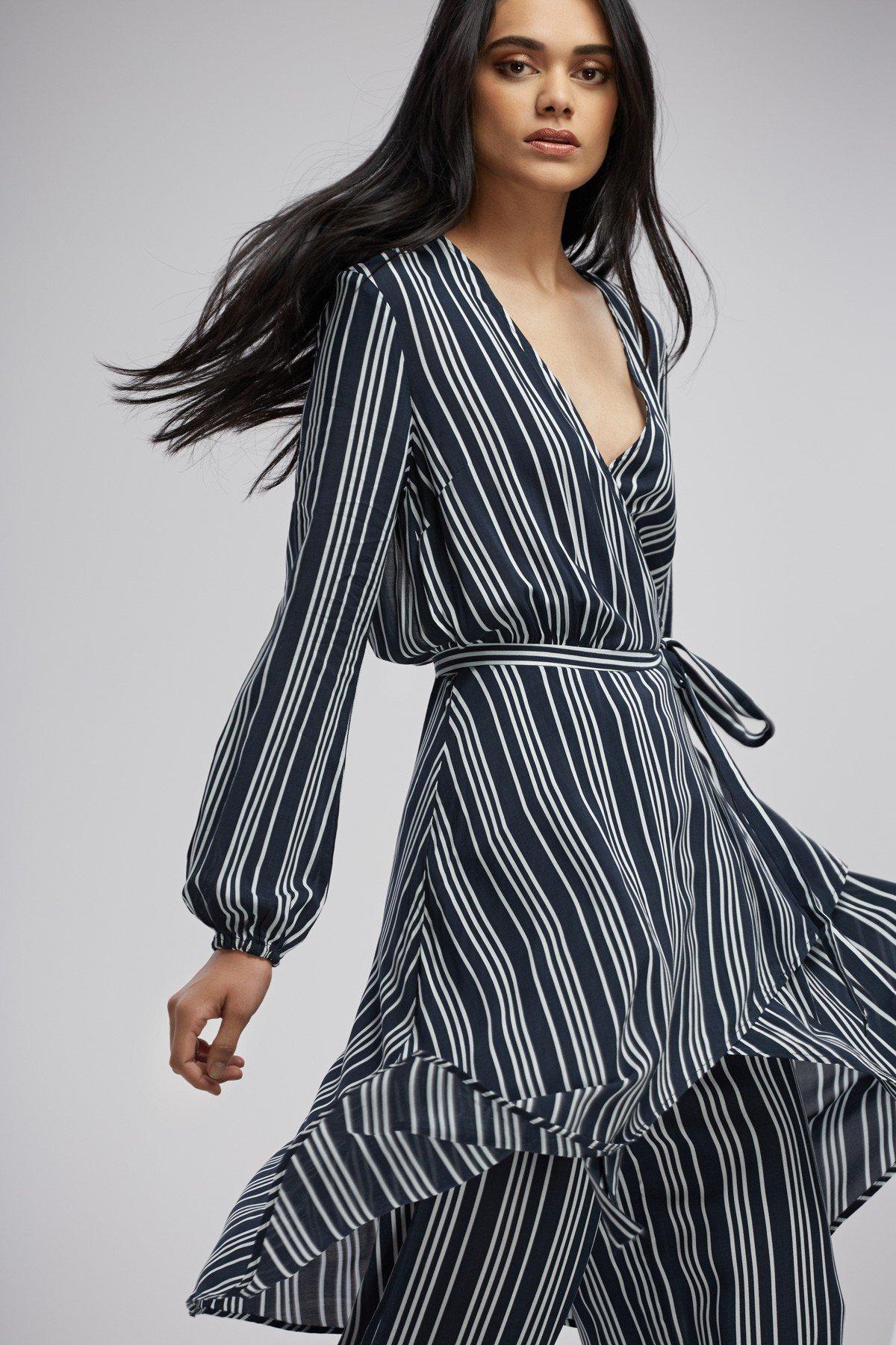 Shop Finders Ira Long Sleeve Dress.