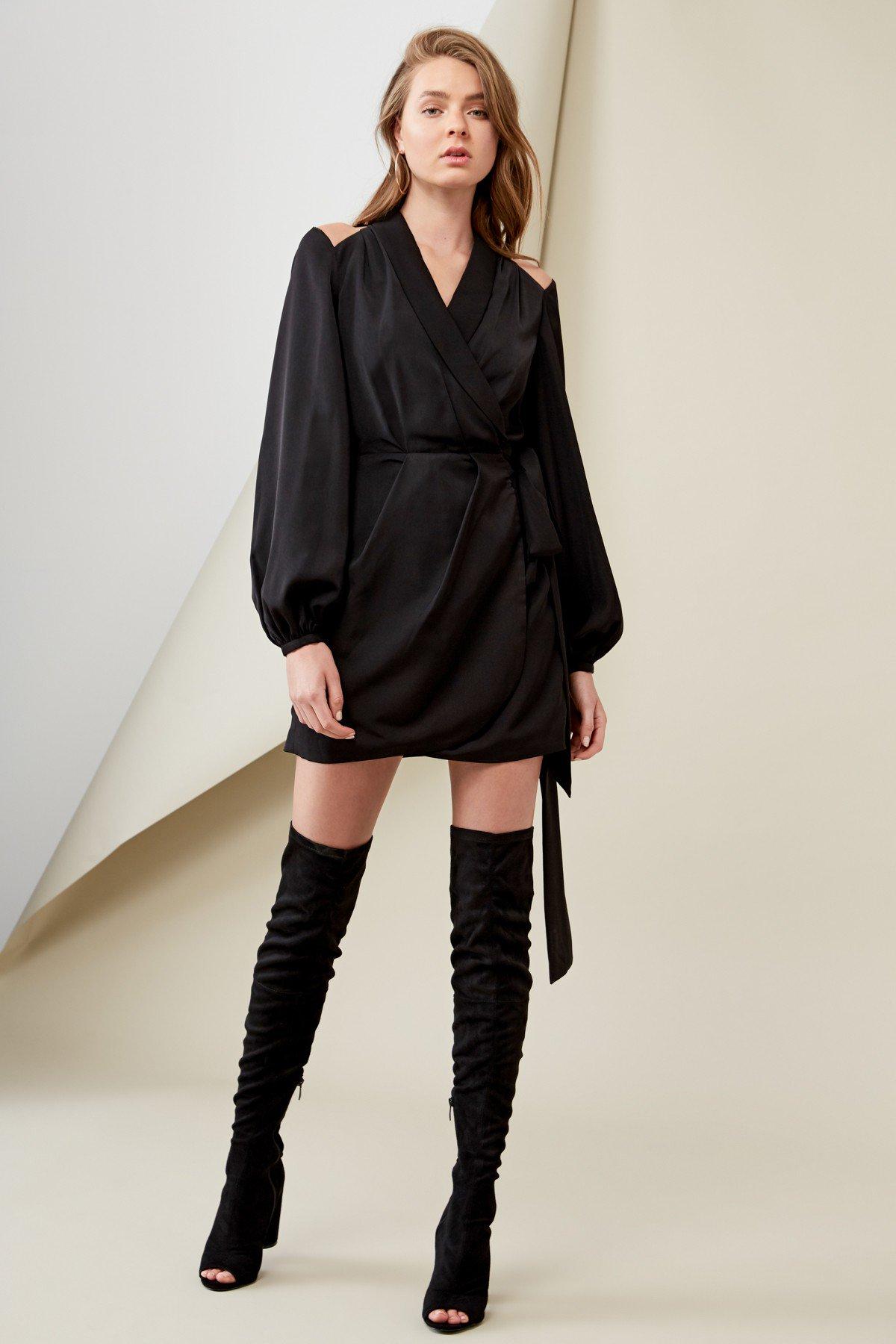 Shop Finders Raphael Wrap Dress.
