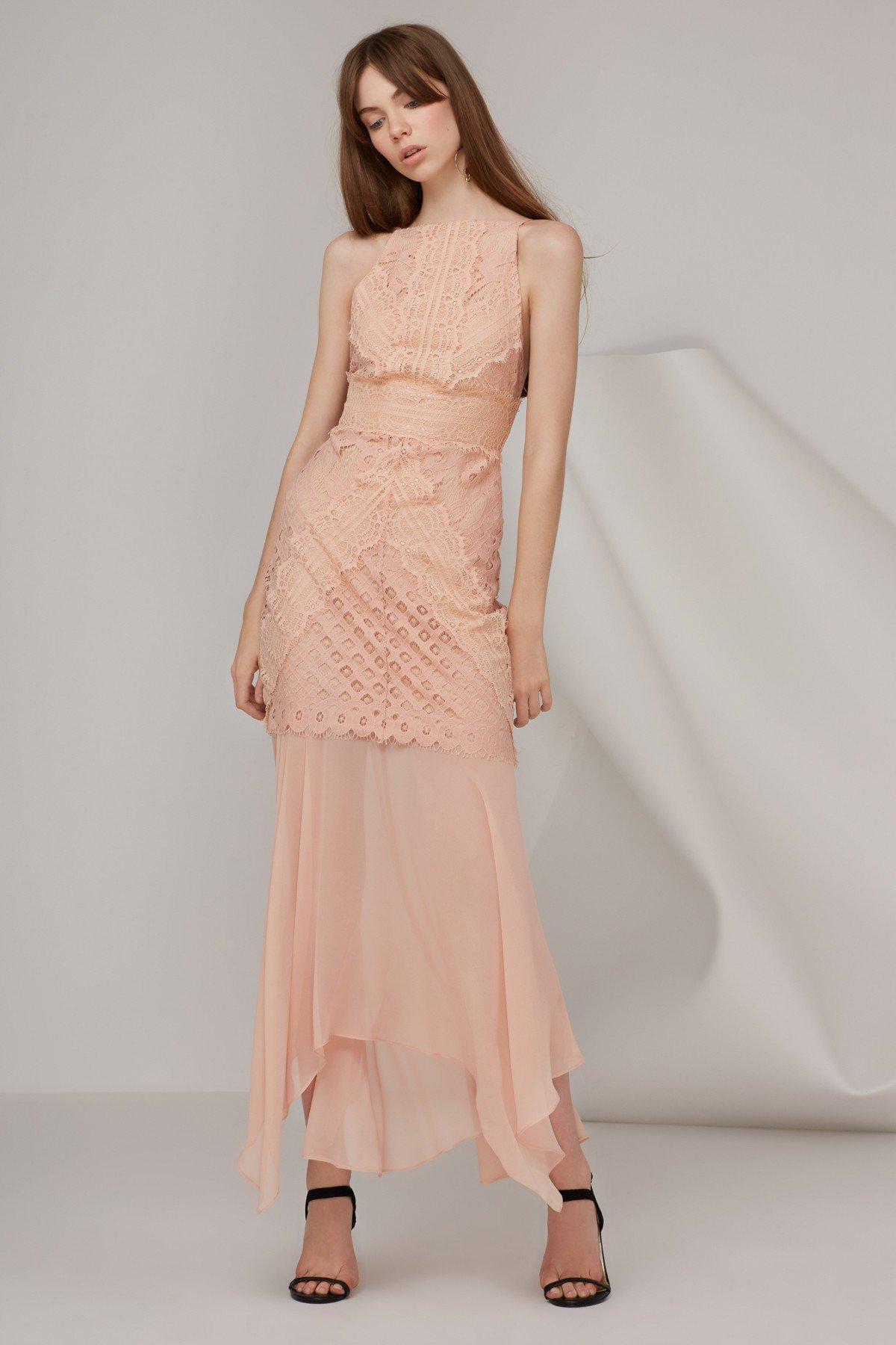 Shop Bridges Lace Gown.