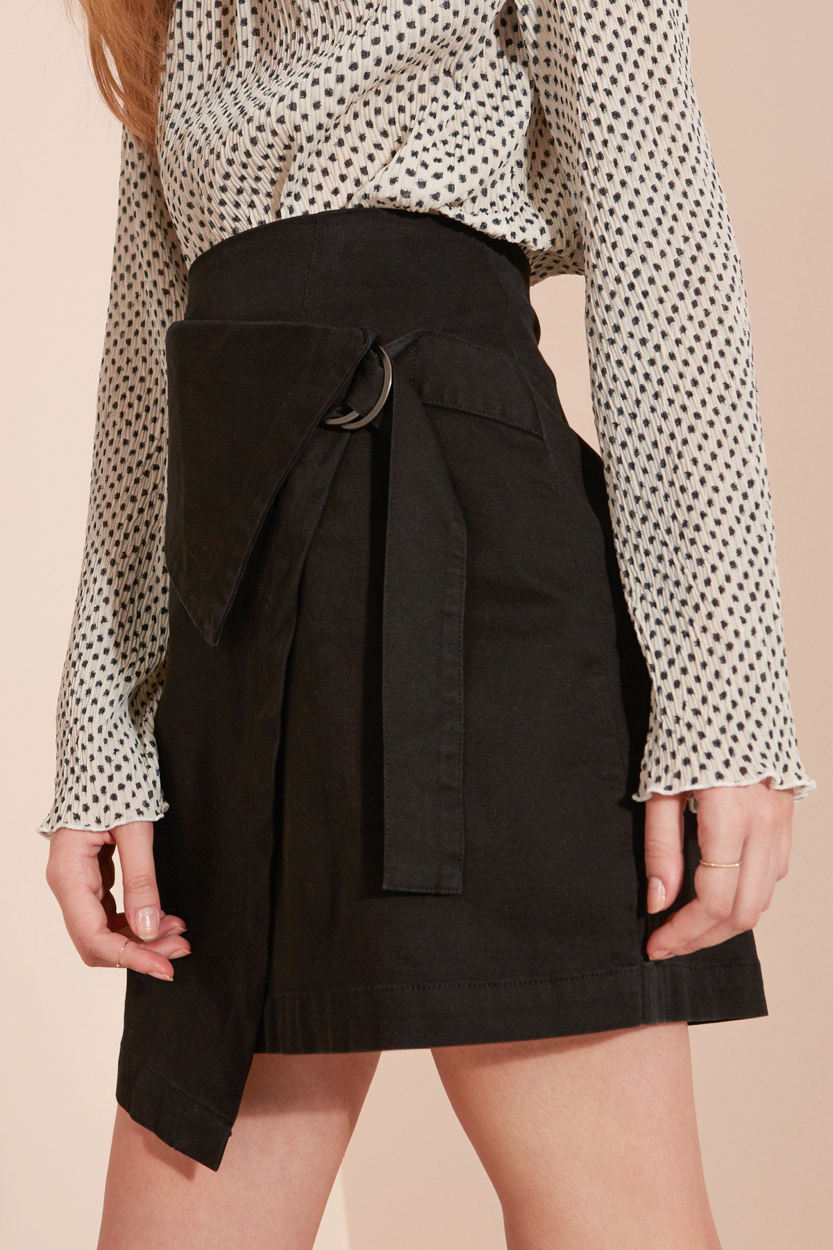 Shop  The Fifth Night Vision L/S Top  +  City Sounds Skirt .