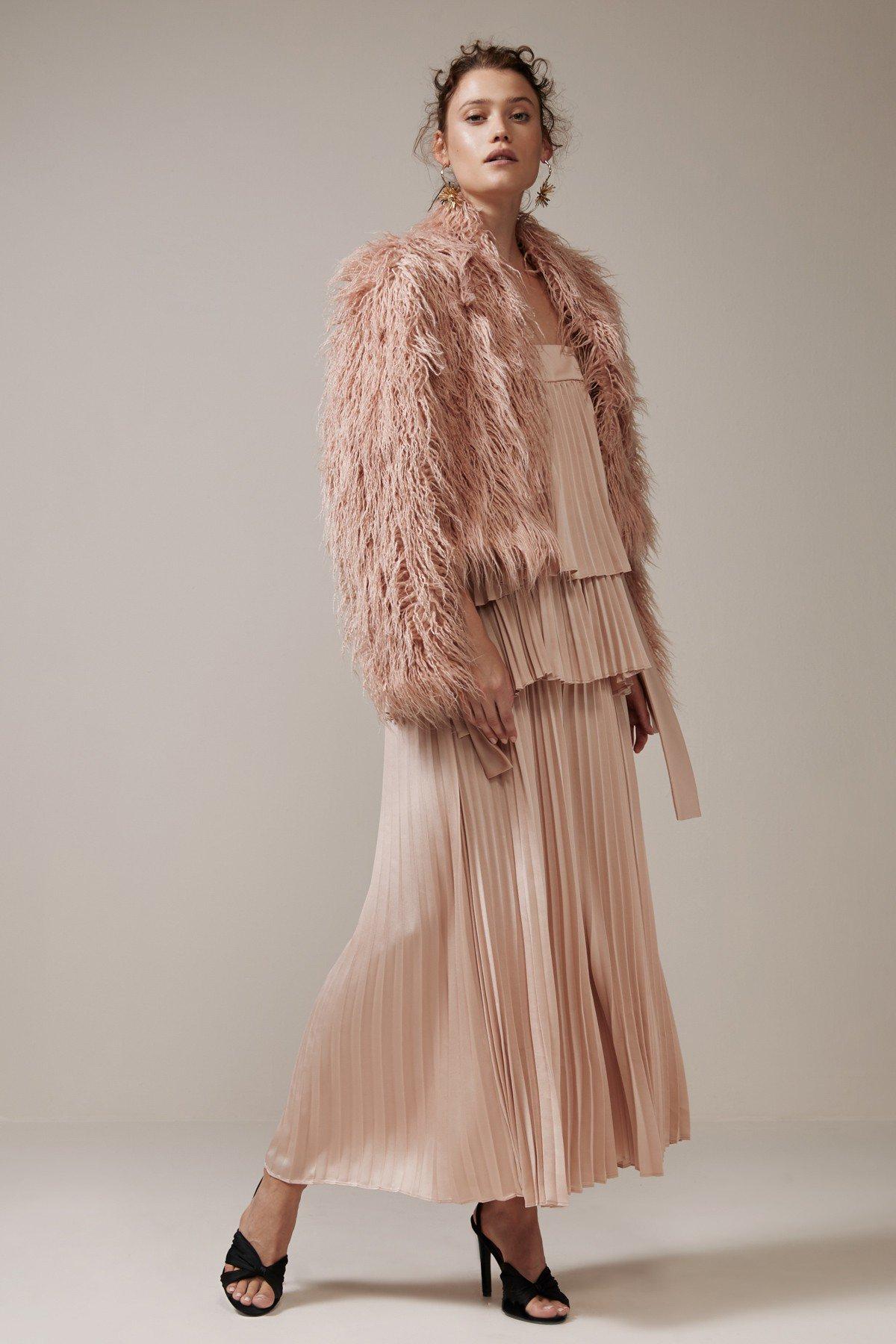 keepsake furry coat