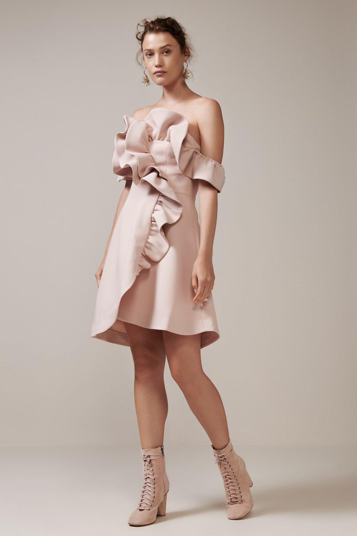 Shop Keepsake Messages Mini Dress.
