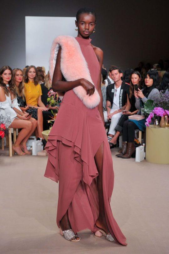 Shop C/MEO Take A Hold Gown.  Via Lucas Dawson.