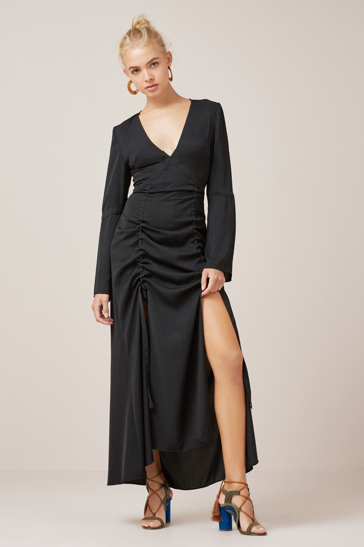Finders Keepers Direction Maxi Dress