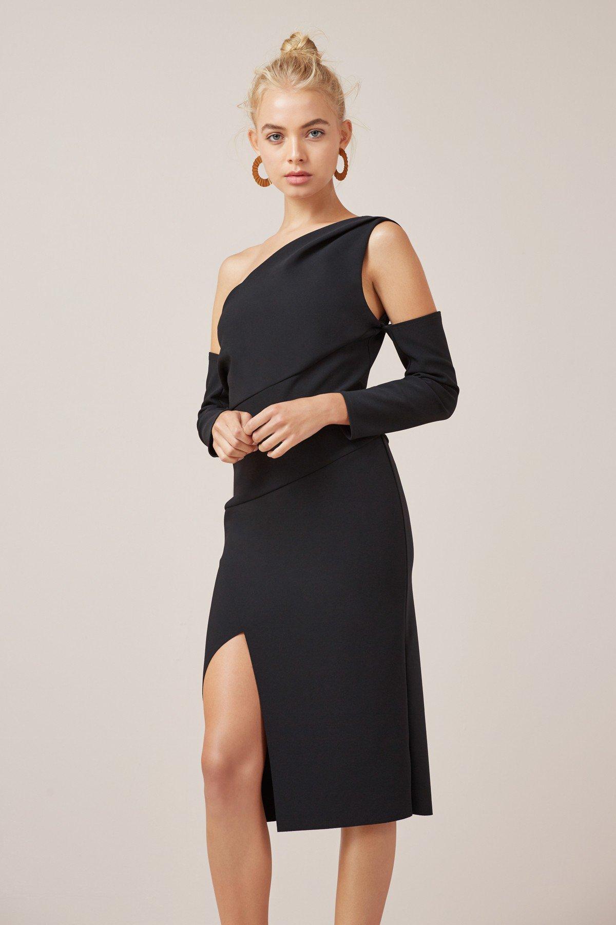 Finders Keepers Oblivion L/S Dress