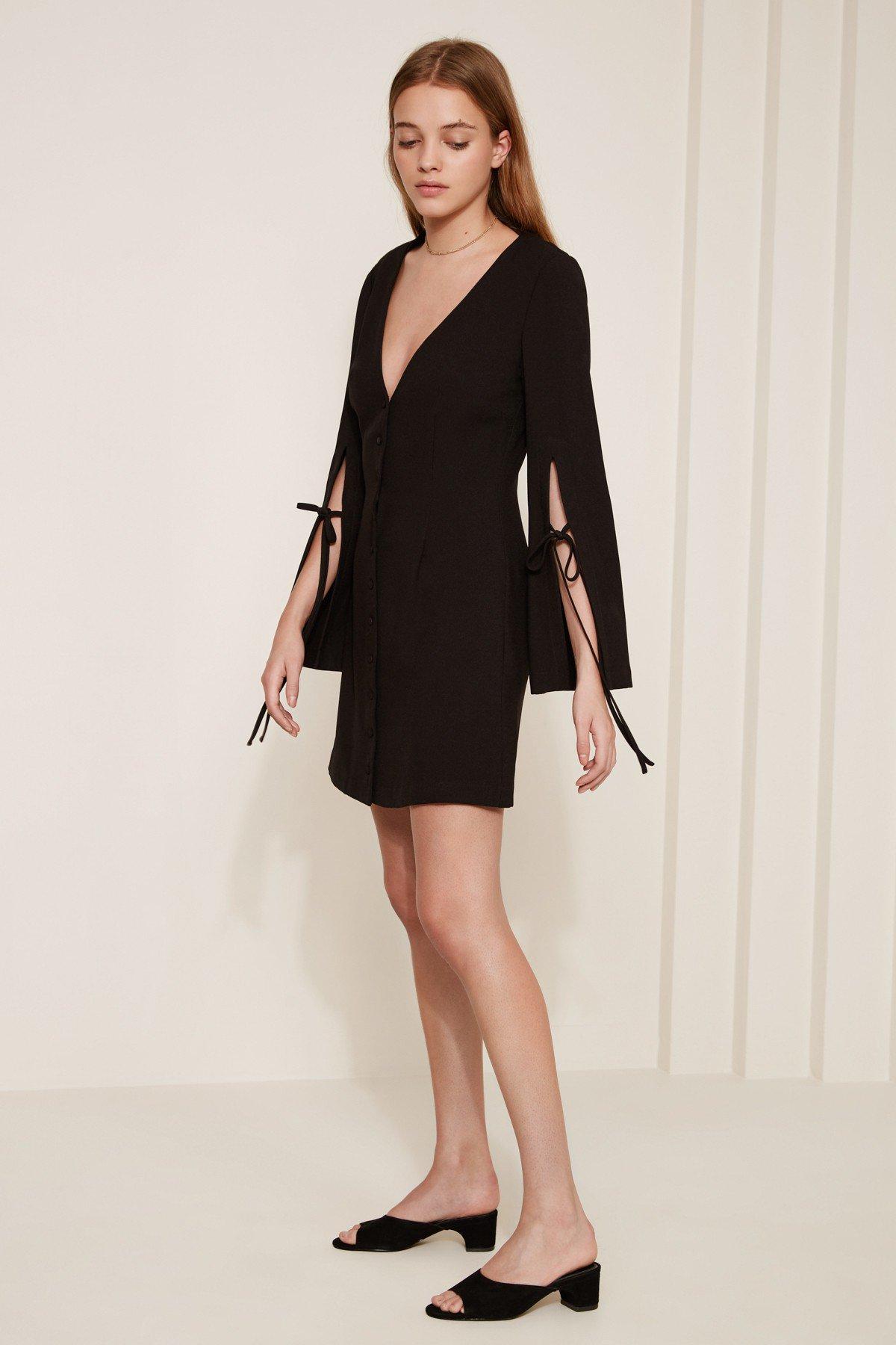 The Fifth Label Jeanne L/S Mini Dress