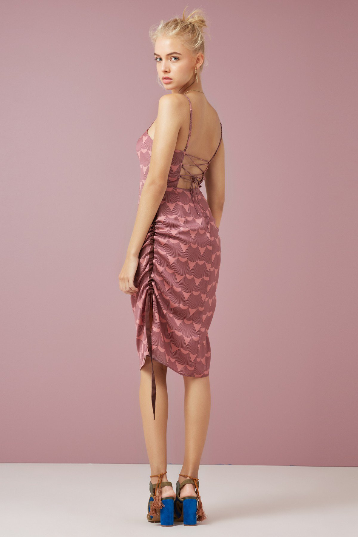 Finders Keepers Direction Dress