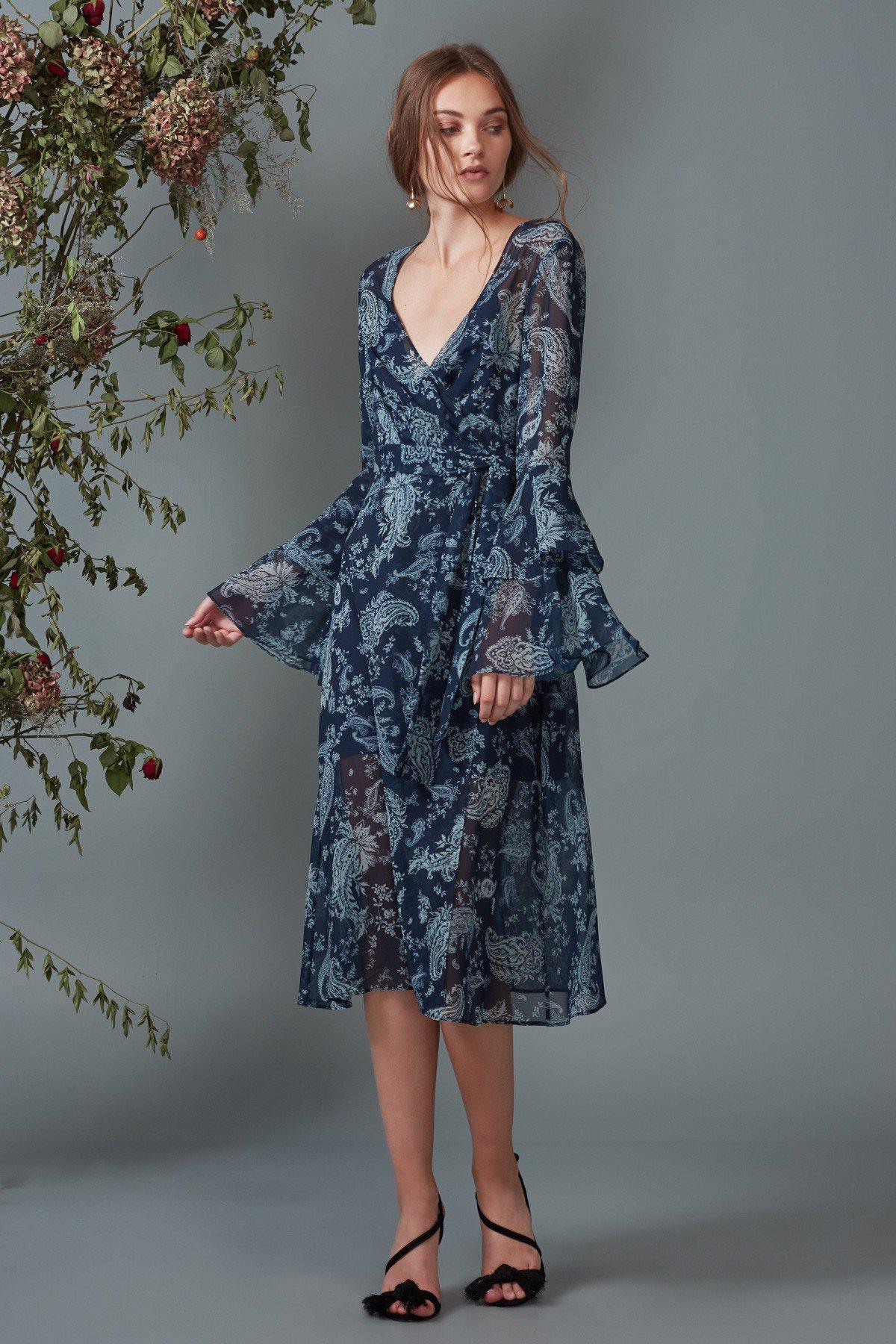 Shop Keepsake The Label Go With It L/S Dress