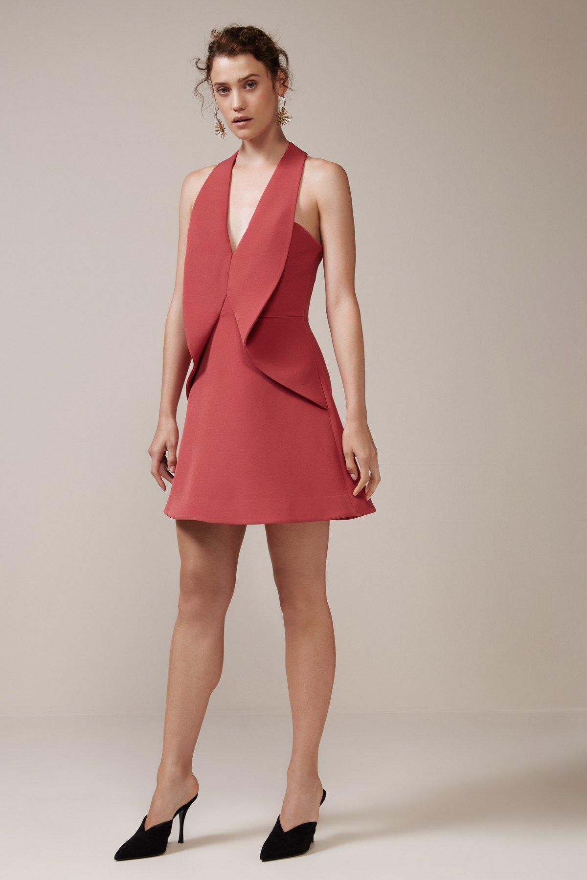 Keepsake The Label Dance With Me Mini Dress