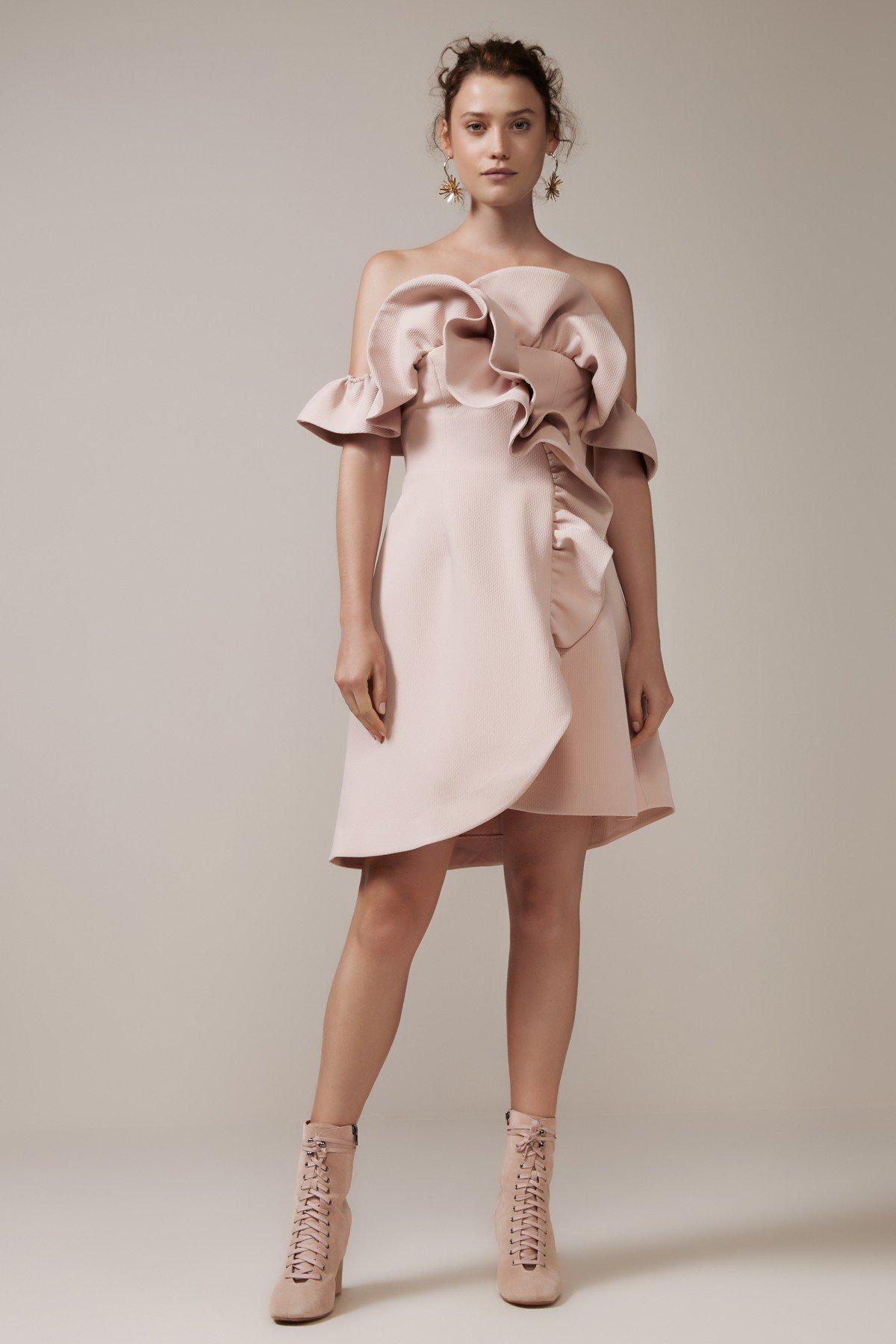 Keepsake The Label Messages Mini Dress