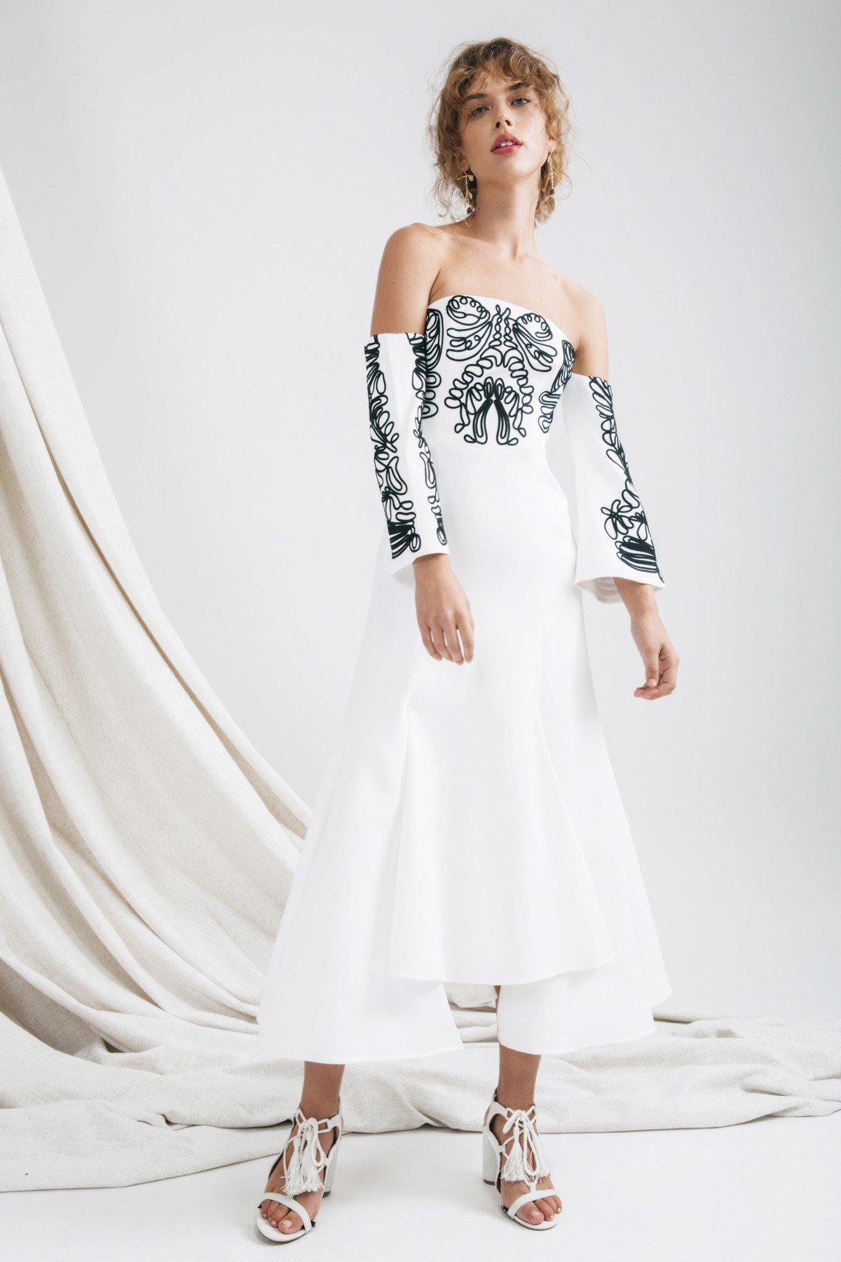C/MEO Collective Paradise Midi Dress