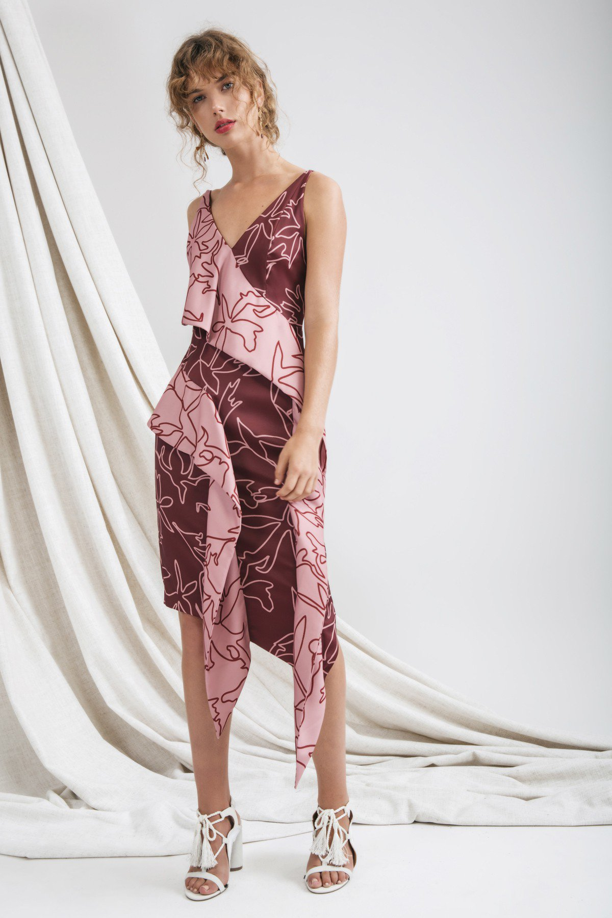 C/MEO Collective Waiting For You Dress