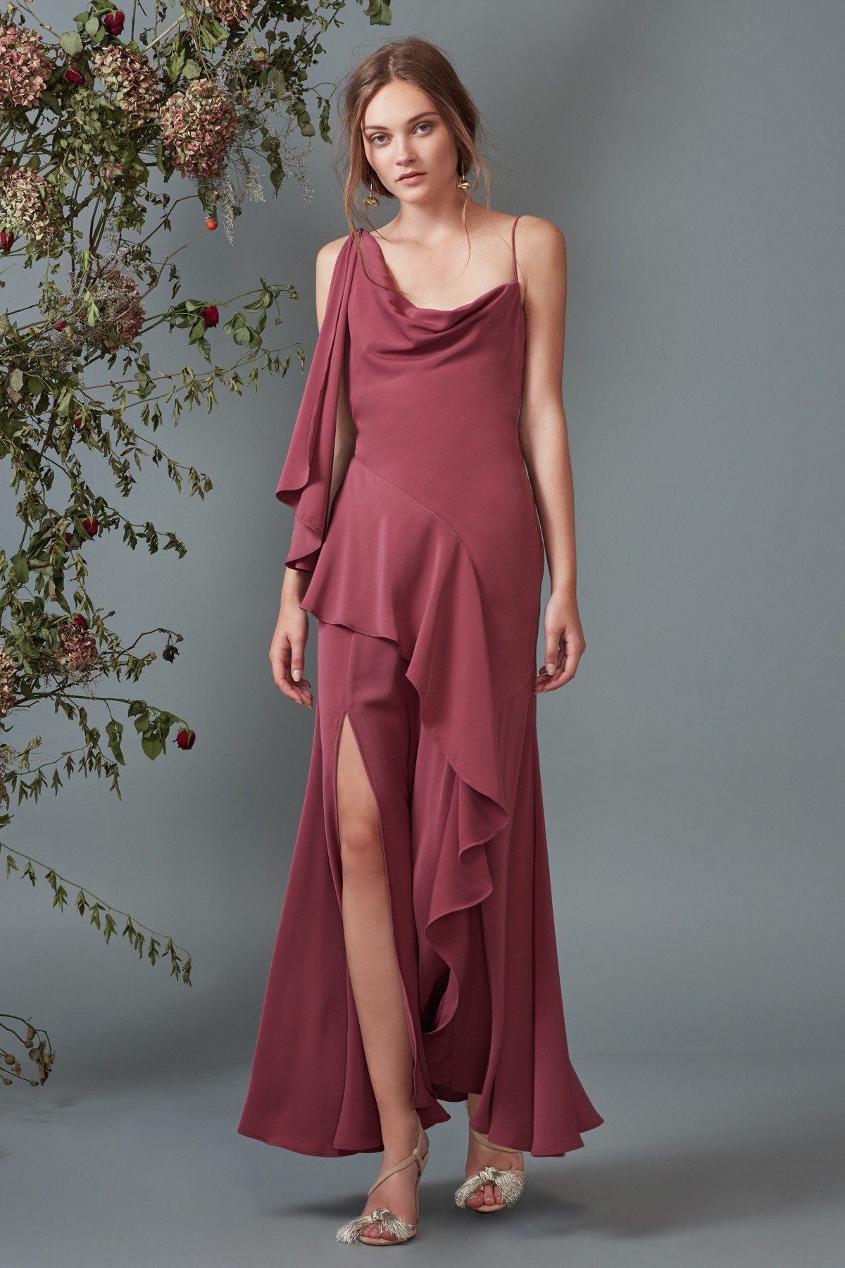 Keepsake The Label Be Mine Gown