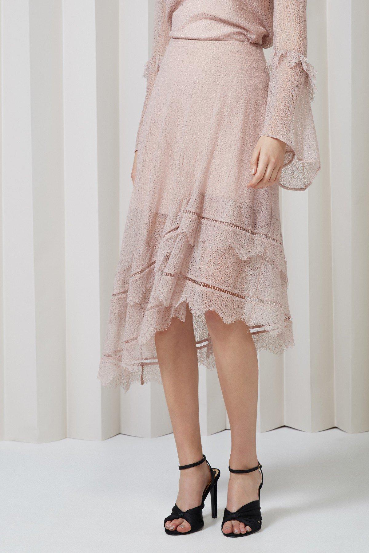 Keepsake Slide Lace Skirt
