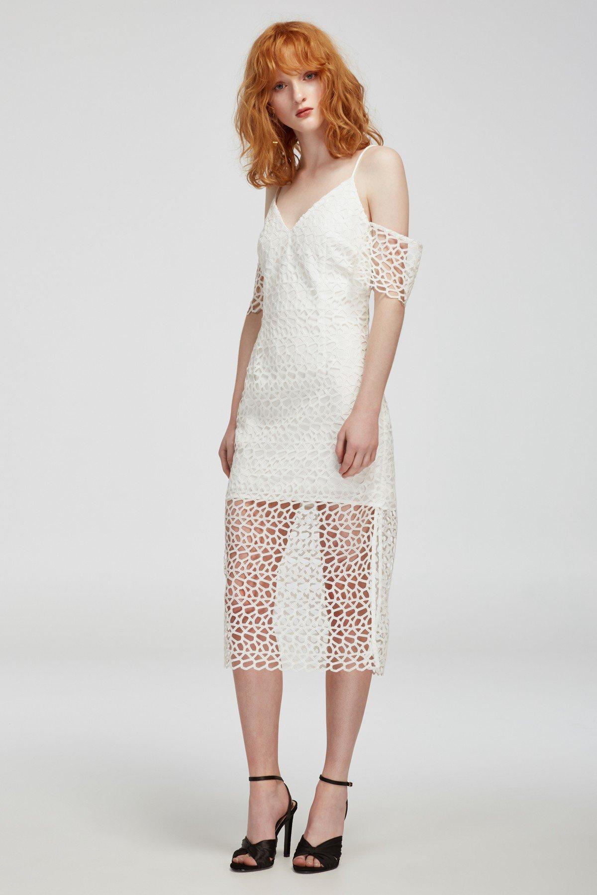 Keepsake Daydream Lace Dress