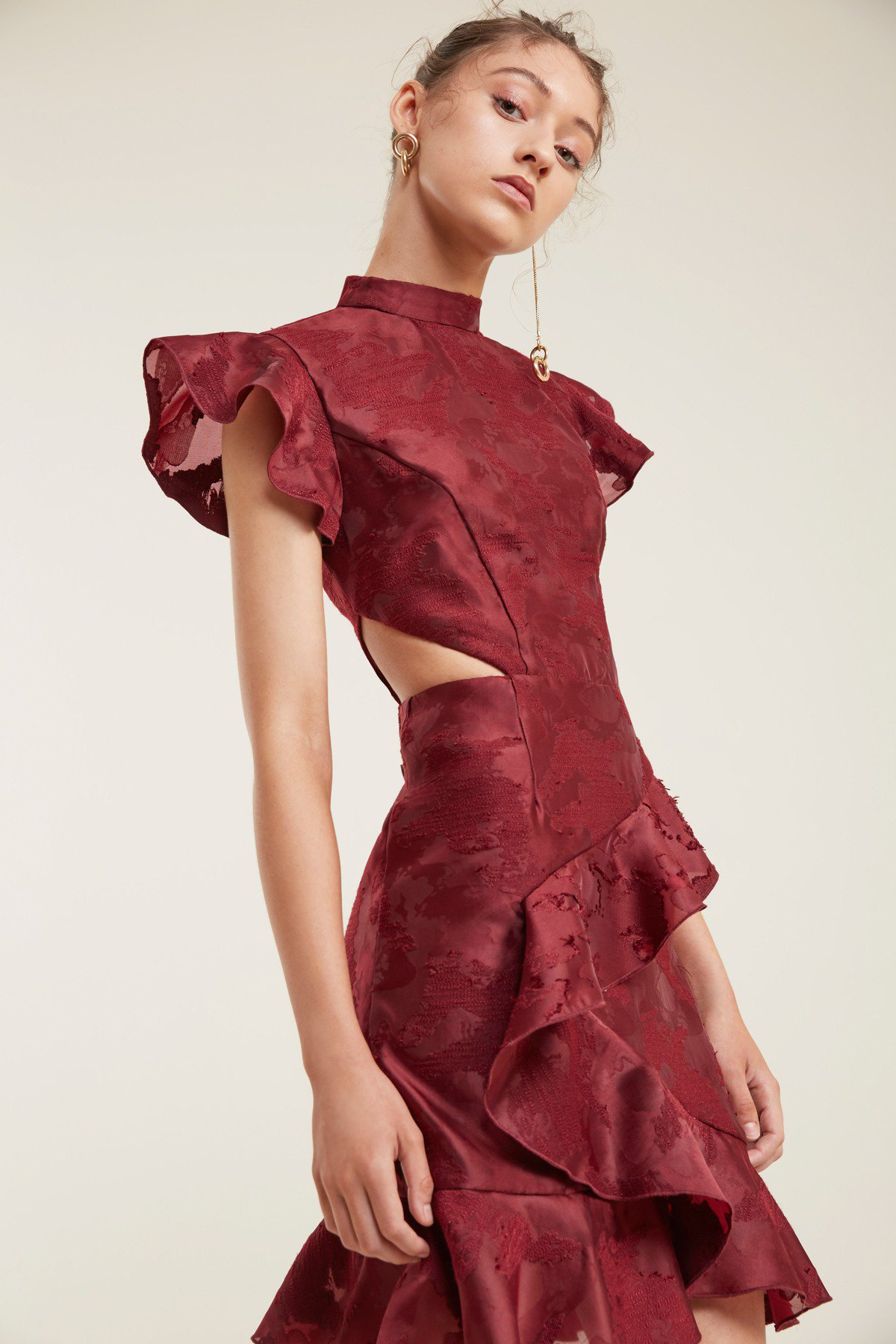 C/MEO Collective Ember S/S Dress