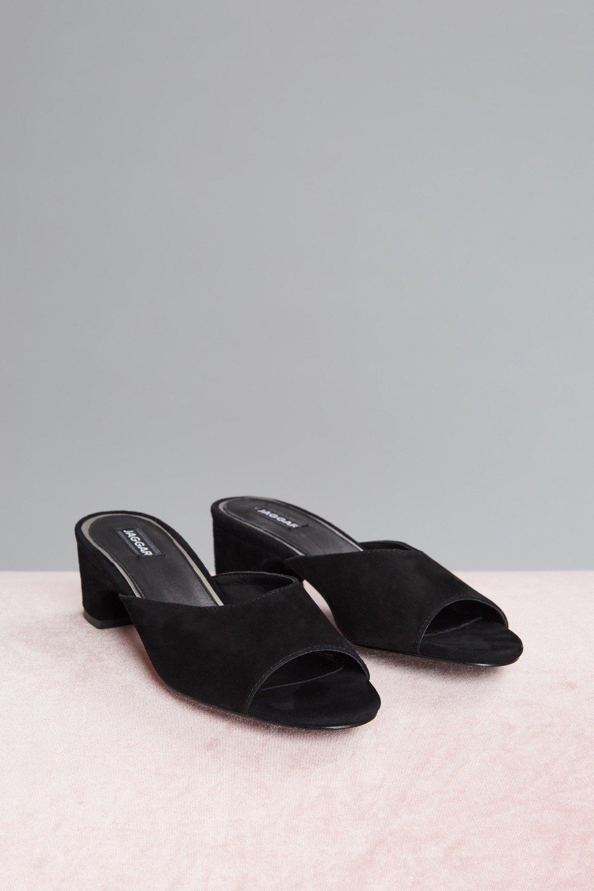 Jaggar Footwear Action Block Heel