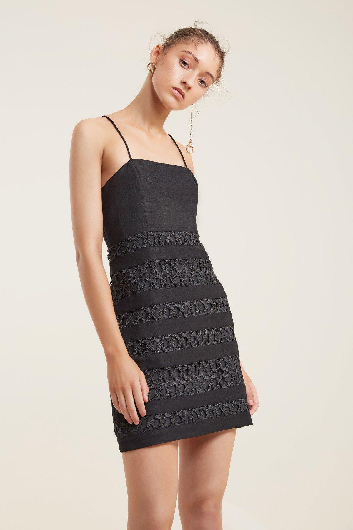 Shop C/MEO Aura Mini Dress.