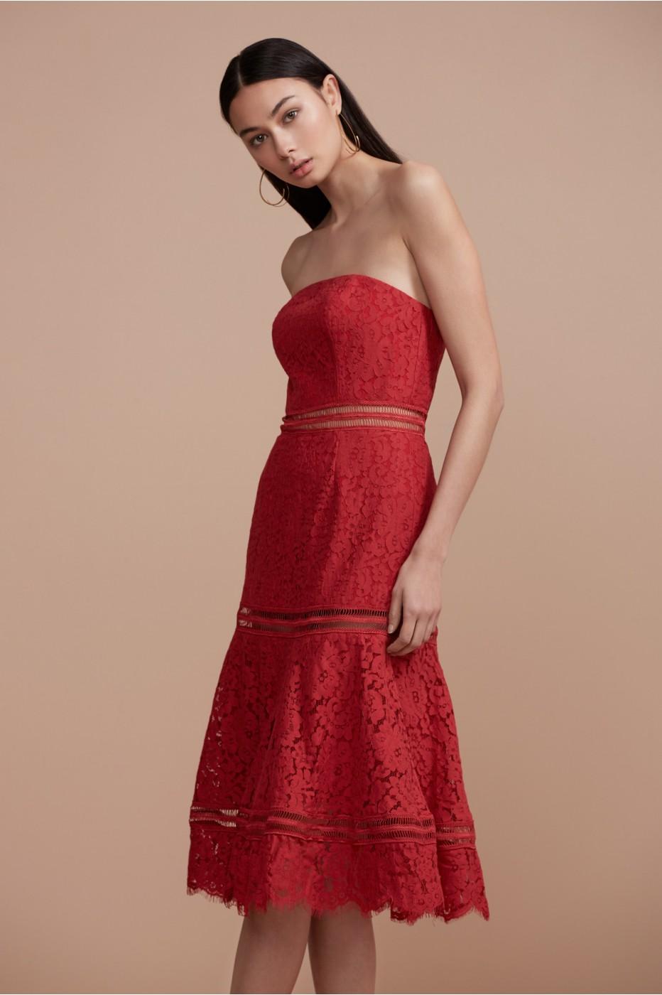 Shop Keepsake Butterfly Lace Dress.