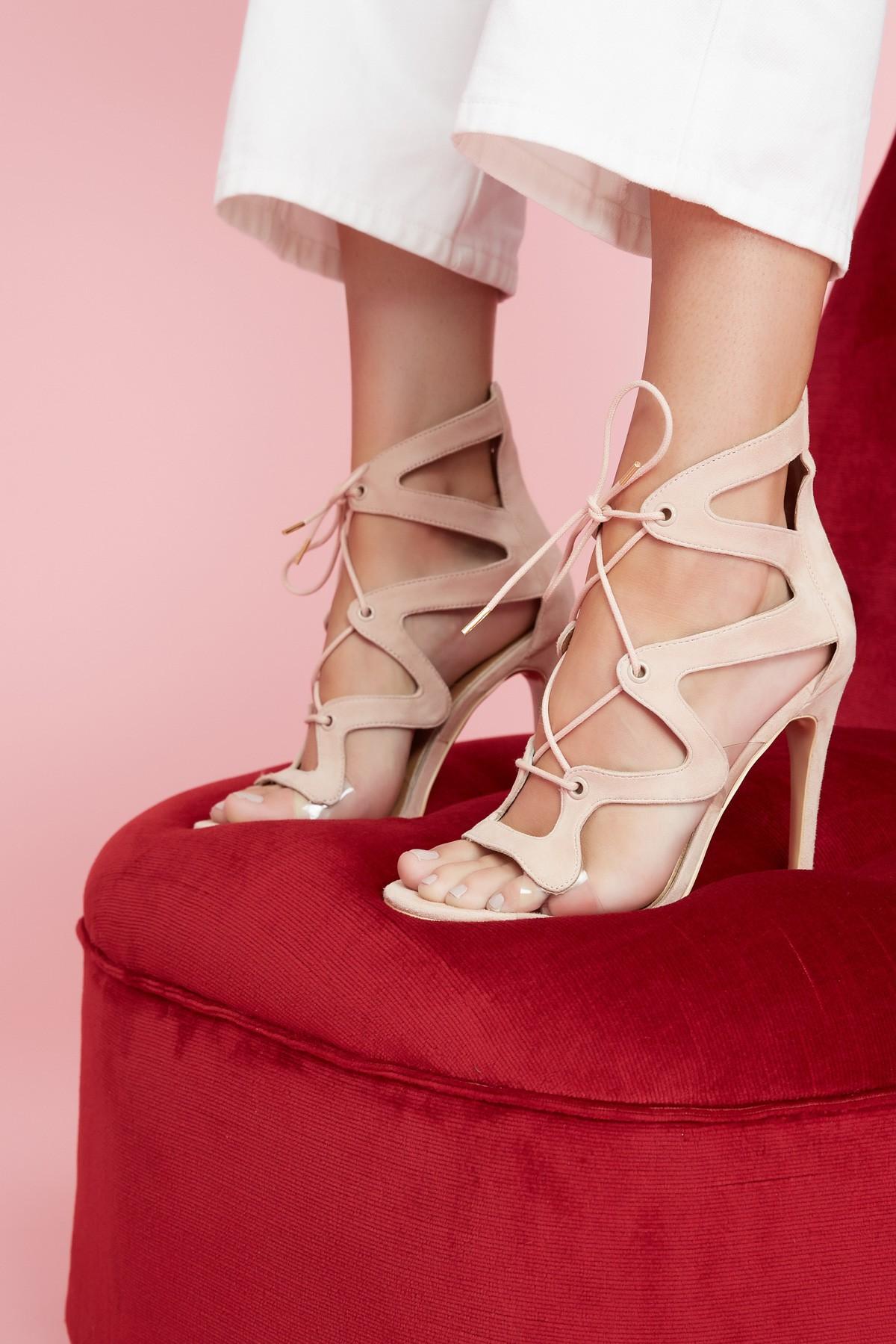 Shop JAGGAR Footwear Hypnotic Heel.