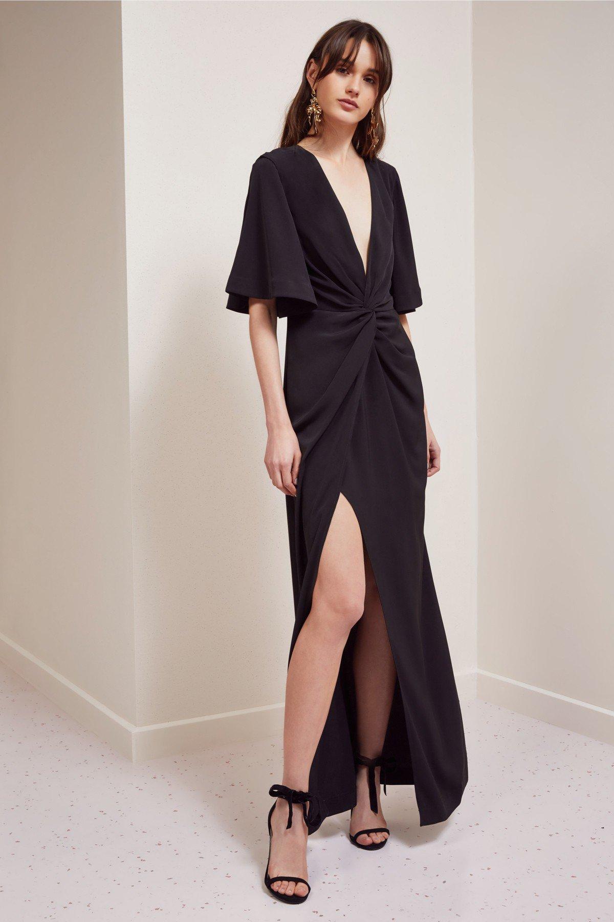 Shop Keepsake No Love Twist Gown.