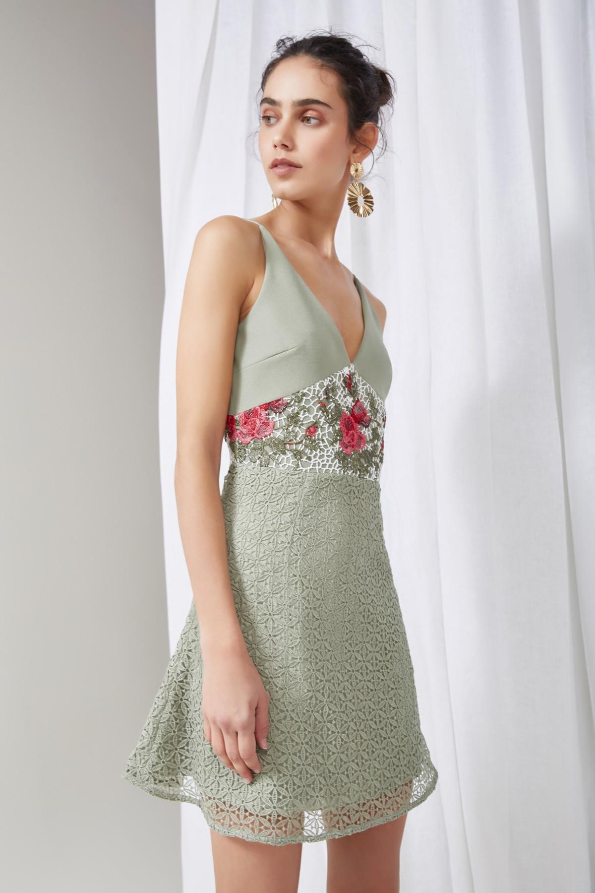 Shop Keepsake Rosebud Dress.