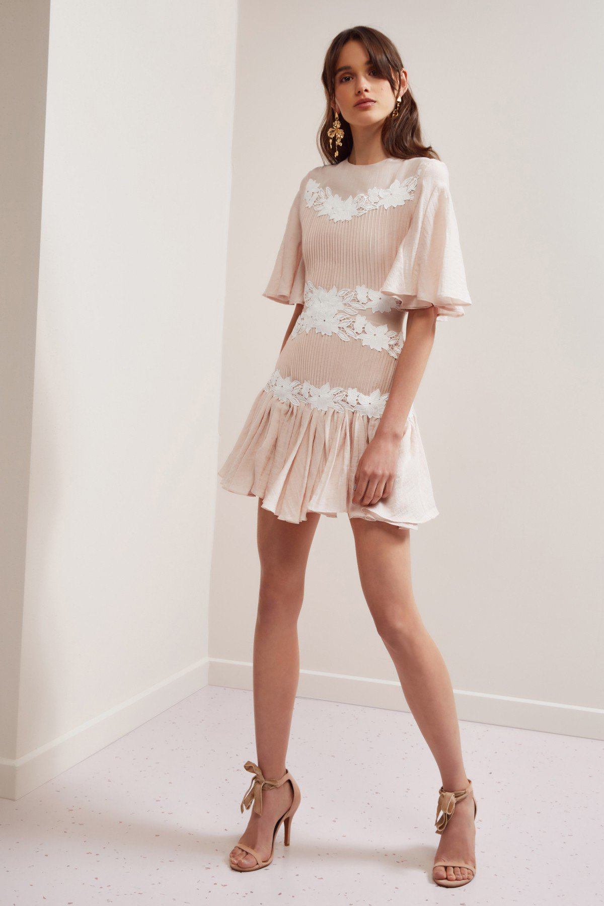 Shop Keepsake All Mine Mini Dress.
