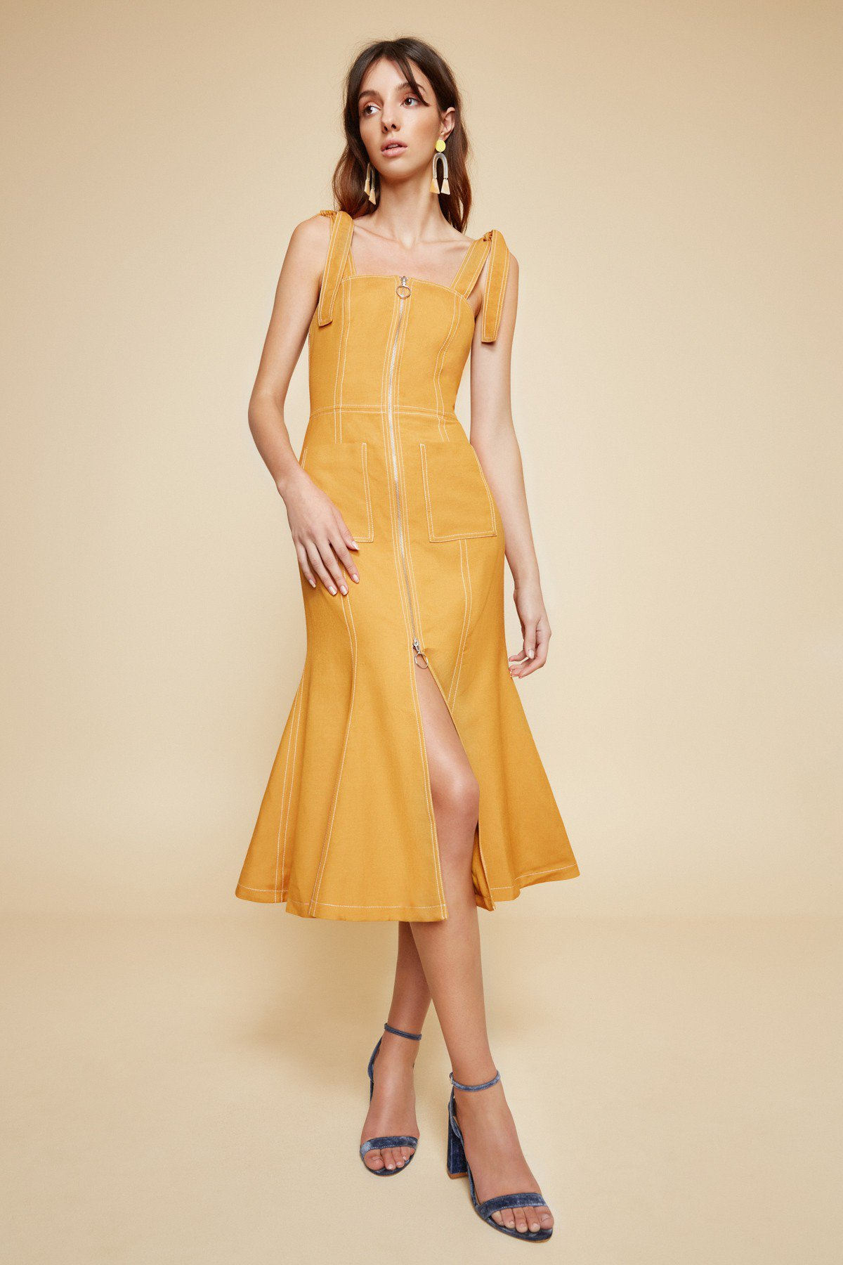 C/MEO Get Right Dress
