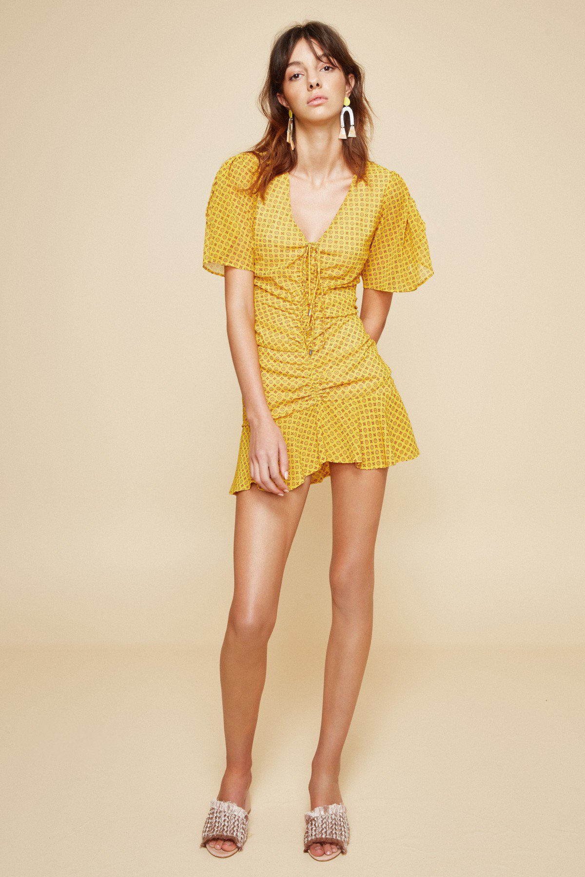 C/MEO Light Up S/S Dress
