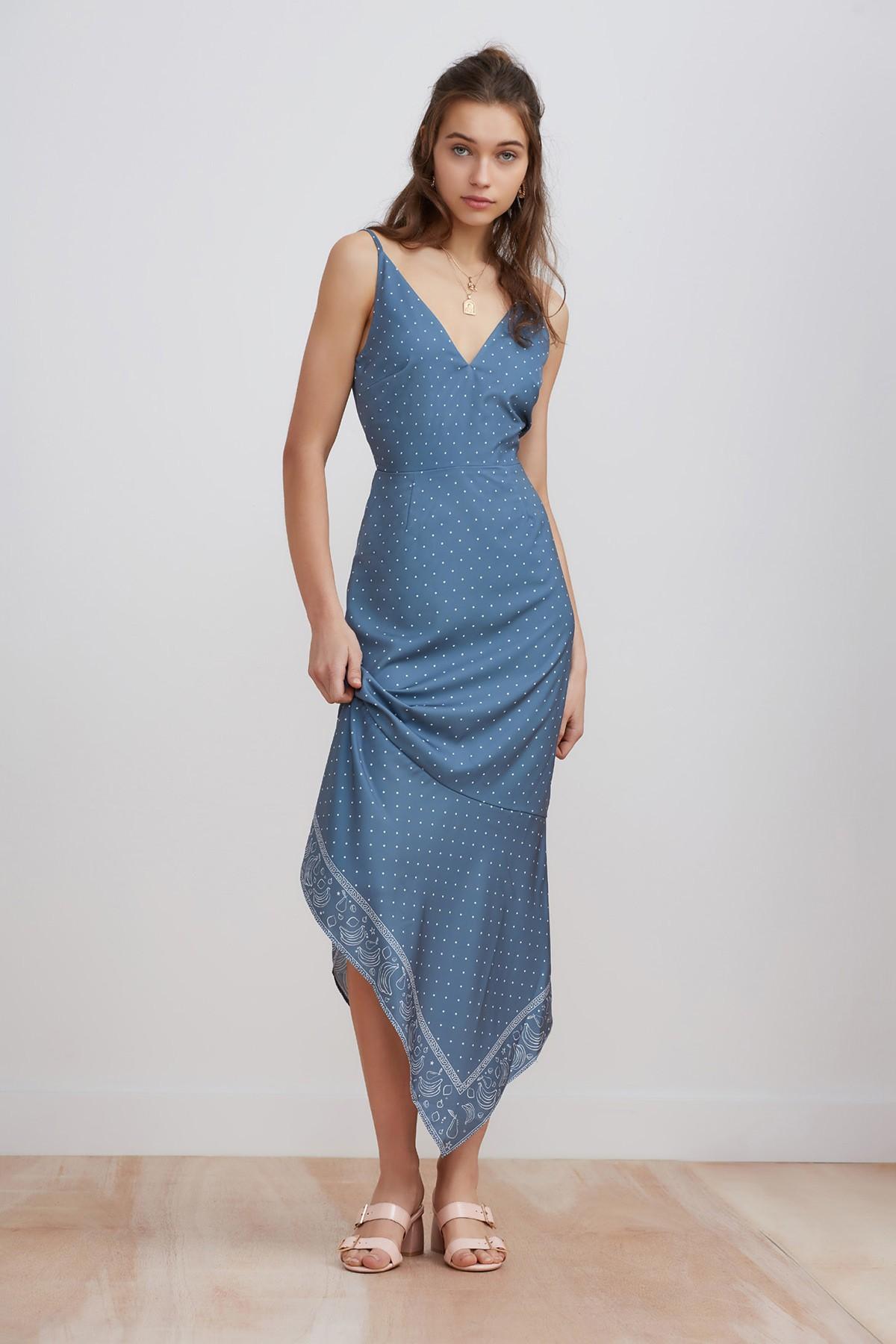 Finders Keepers Vanish Midi Dress