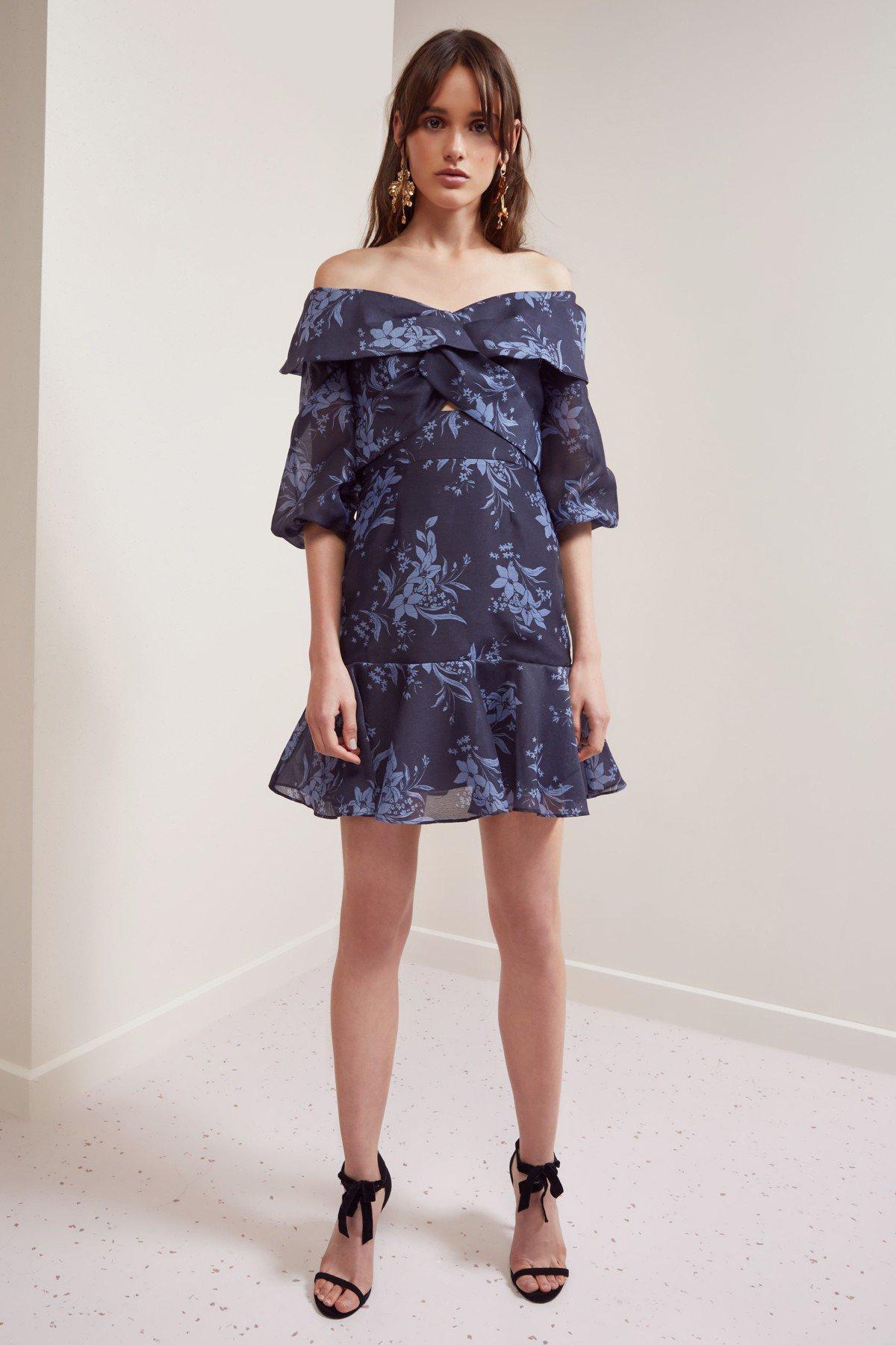 Keepsake The Label Stand Tall Midi Dress