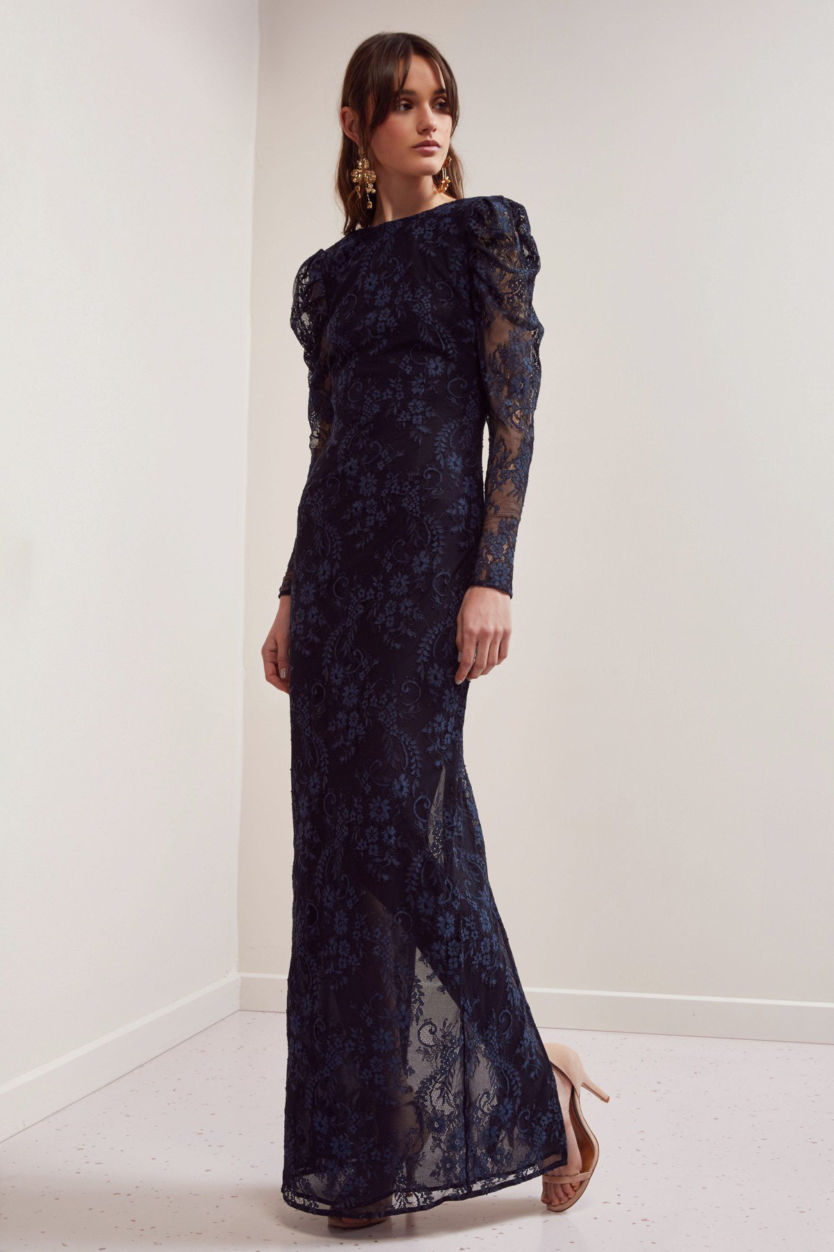 Keepsake The Label Hold On Lace Gown