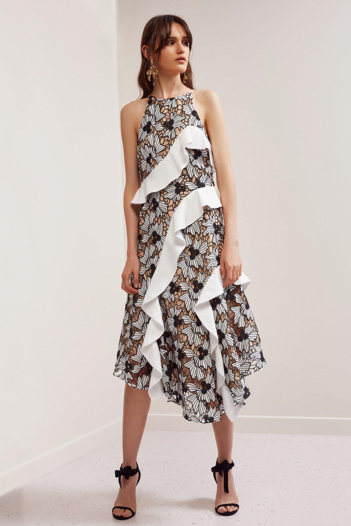 Keepsake The Label Break Free Midi Dress