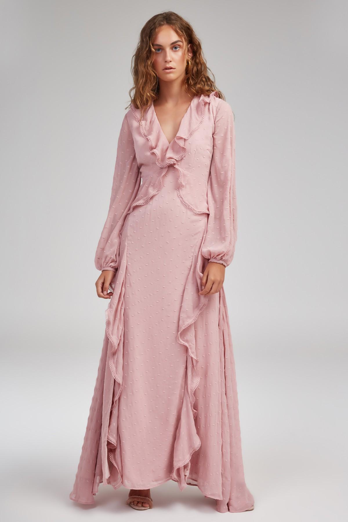 Keepsake The Label Hideaway Gown
