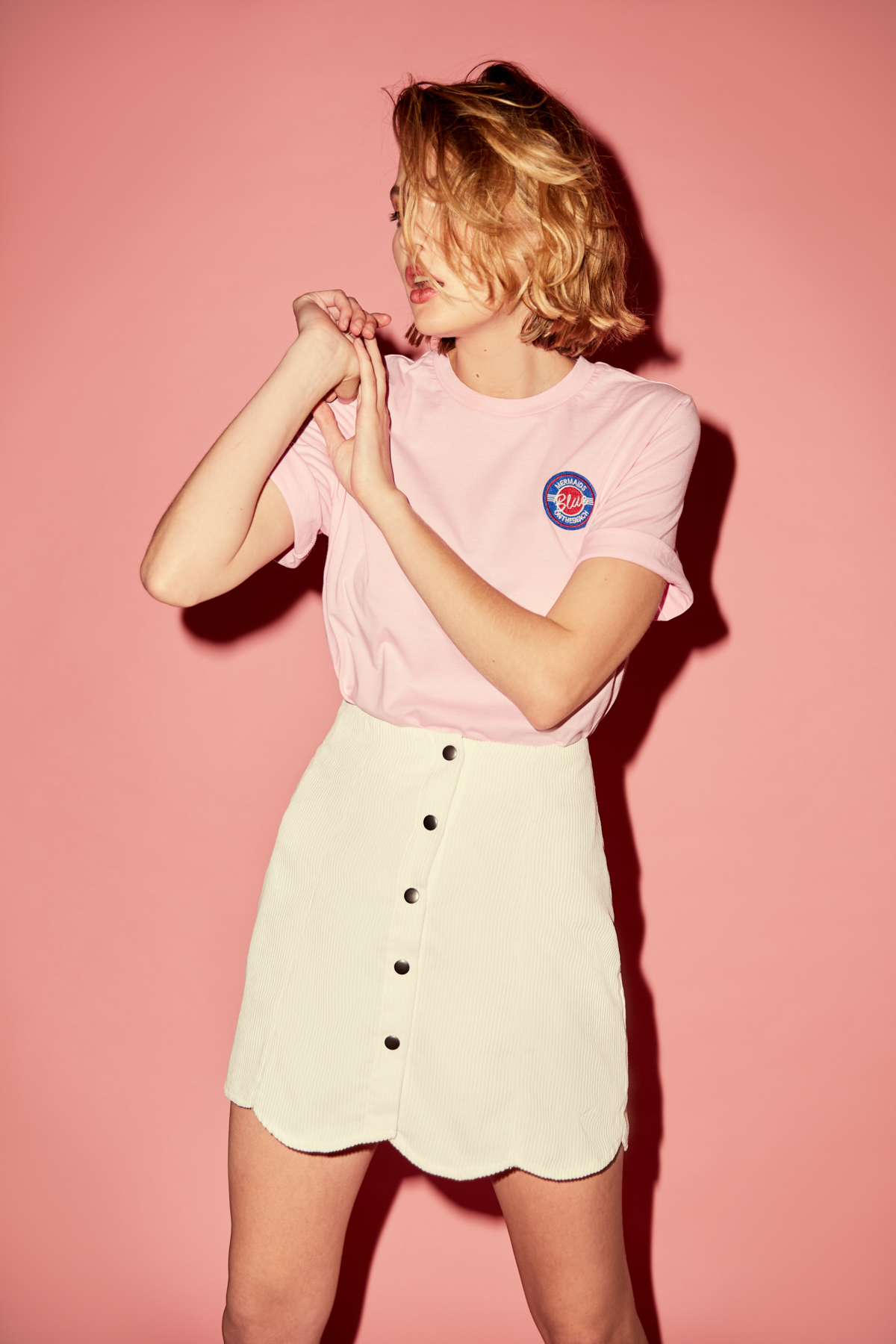 The Fifth Adventure T-Shirt + Central Skirt (both coming soon).
