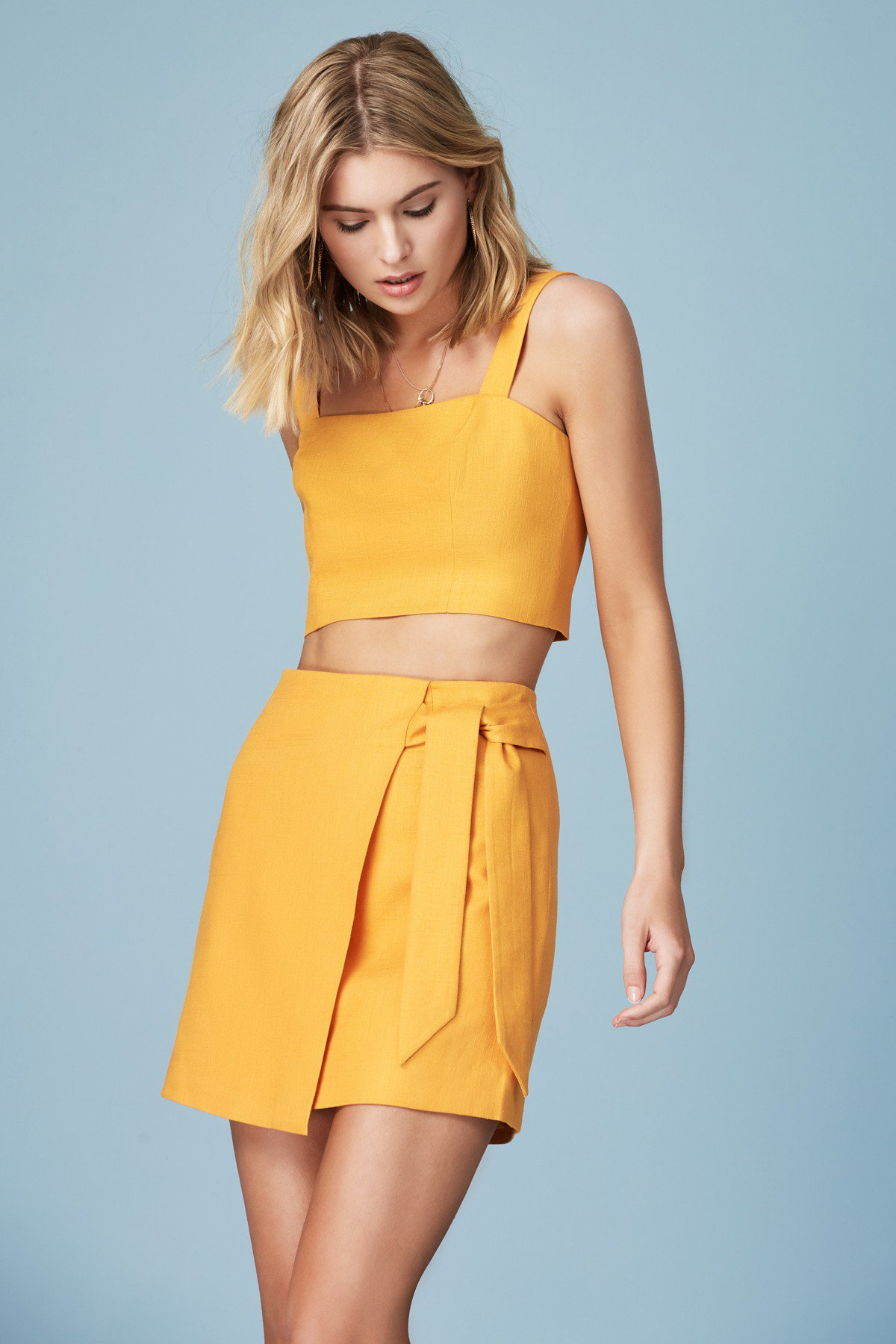 Finders Keepers Instinct Top + Skirt