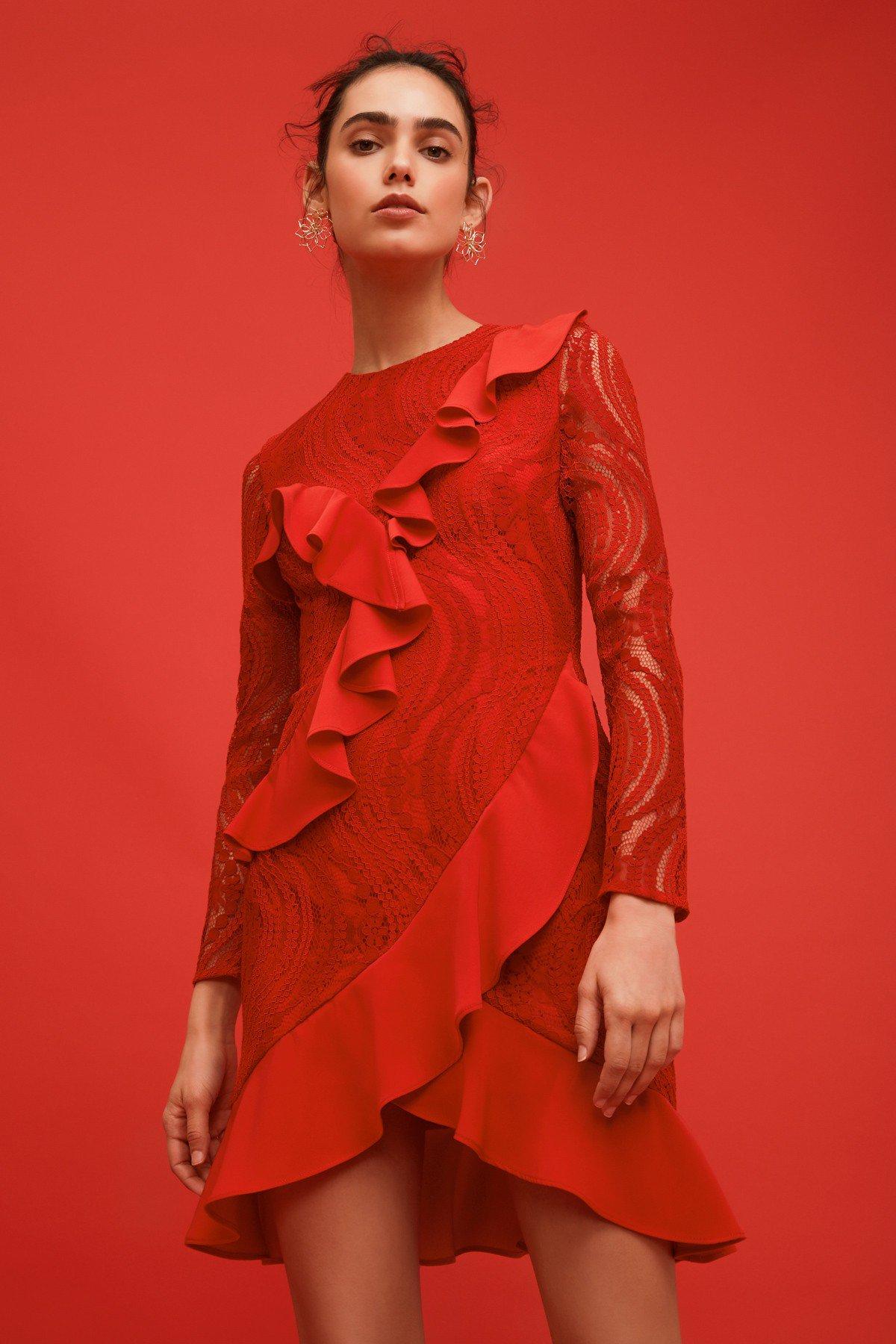 Keepsake Flawless Love Mini Dress