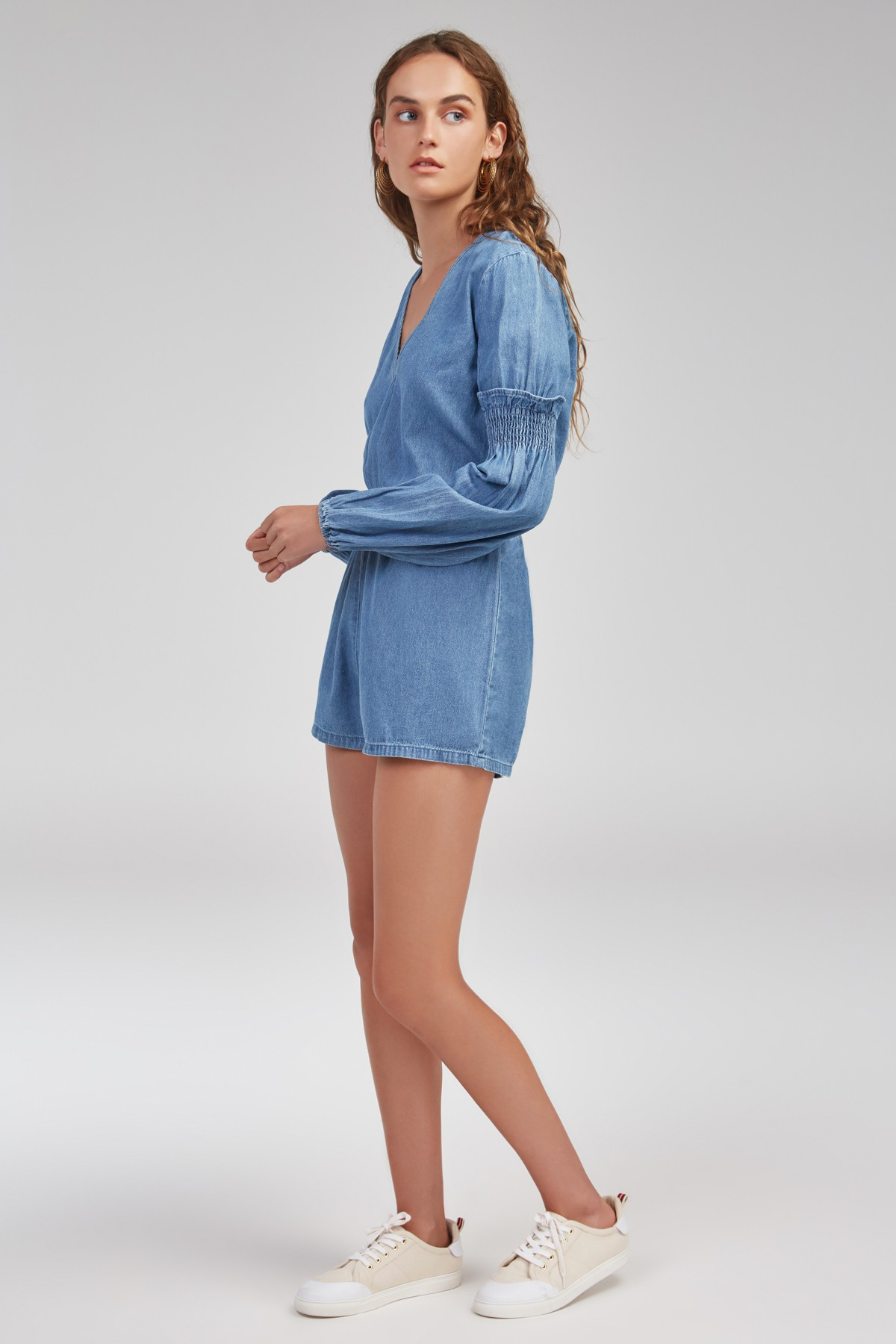 The Fifth Sentiment LS Playsuit