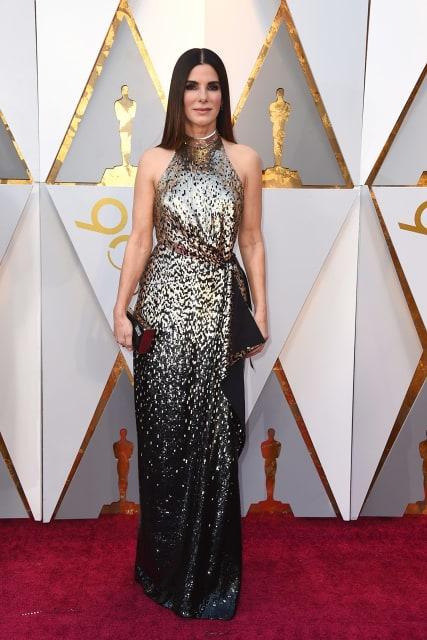 Sandra Bullock. Image: Jordan Strauss.