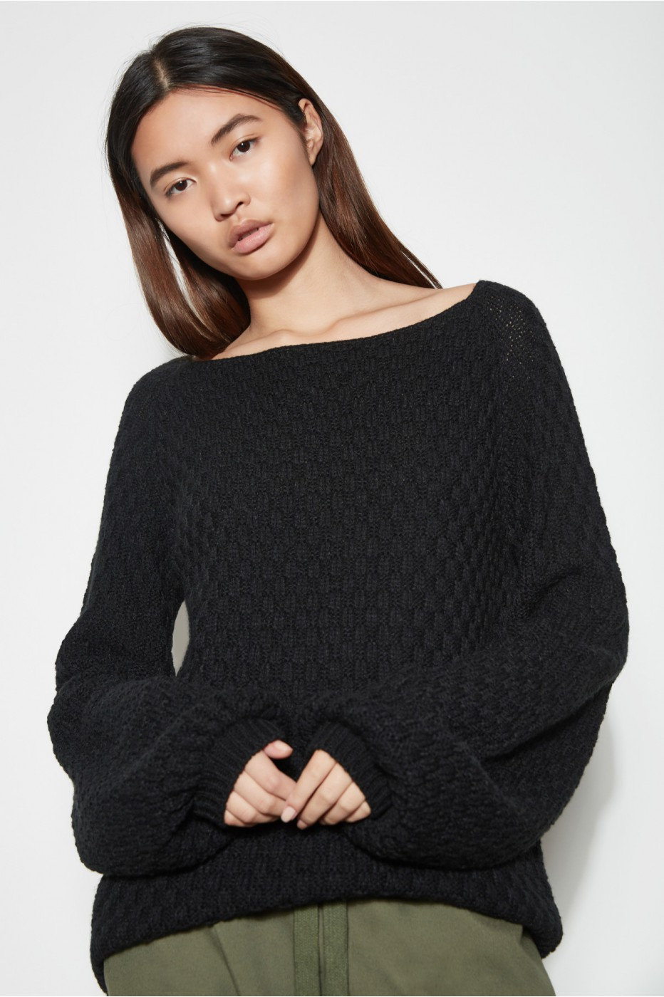 Shop The Fifth Label Risco Knit