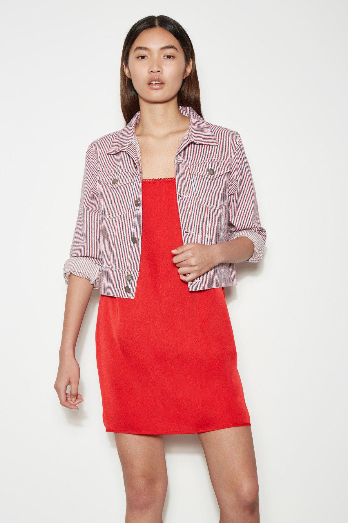 Shop The Fifth Label Greenwood Stripe Jacket