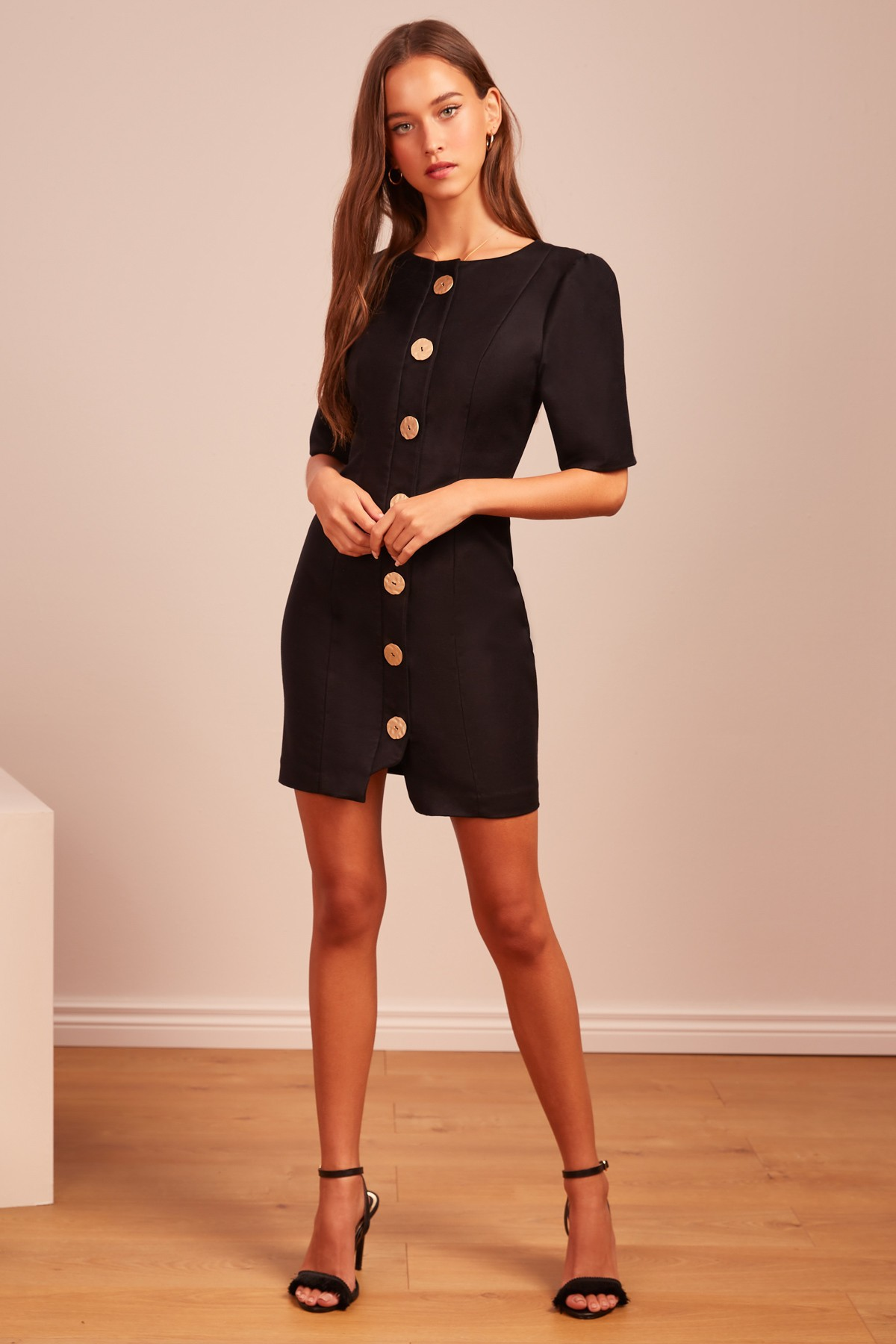 Shop Finders Keepers Pompeii Mini Dress.