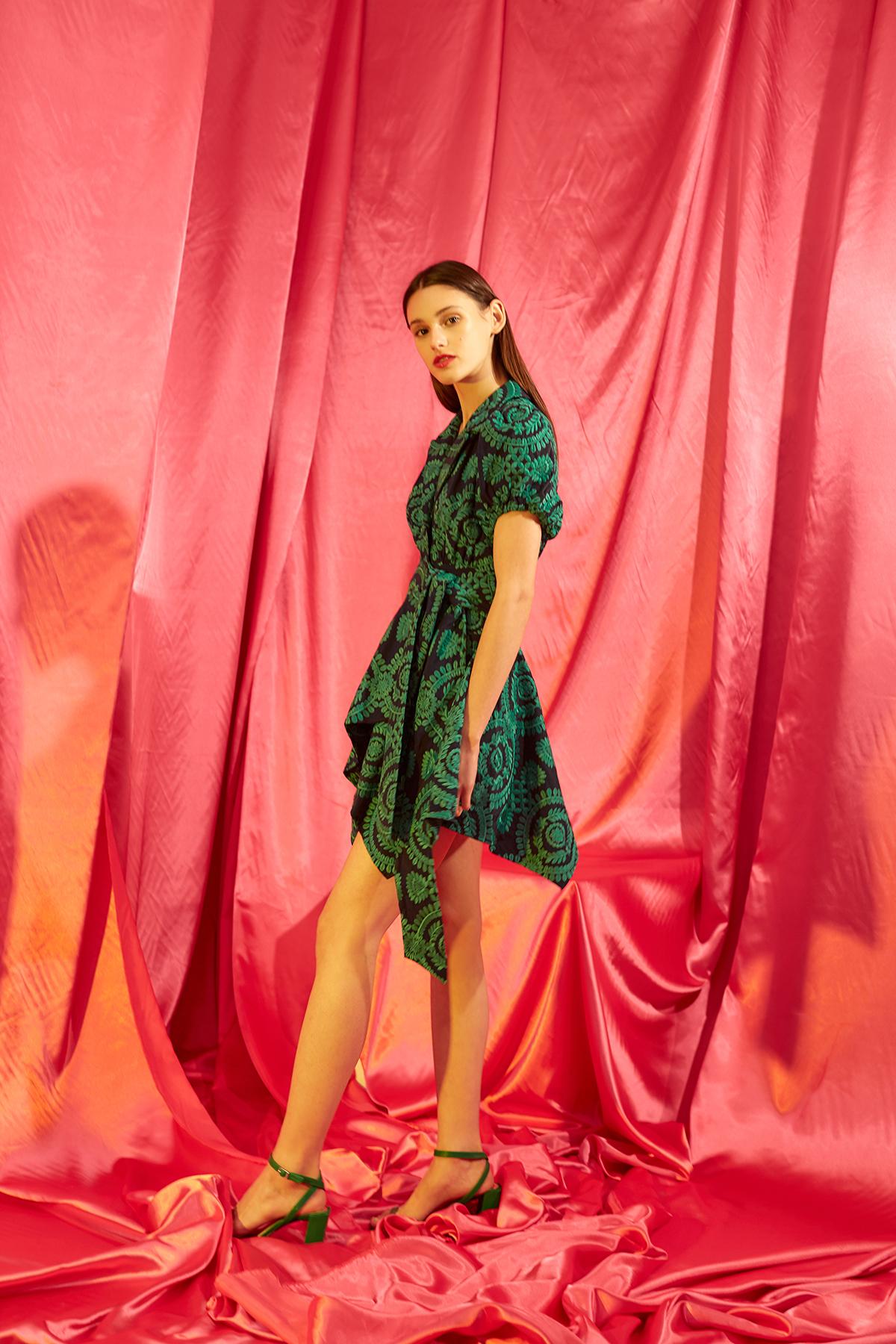 Shop C/MEO Impressed Mini Dress.